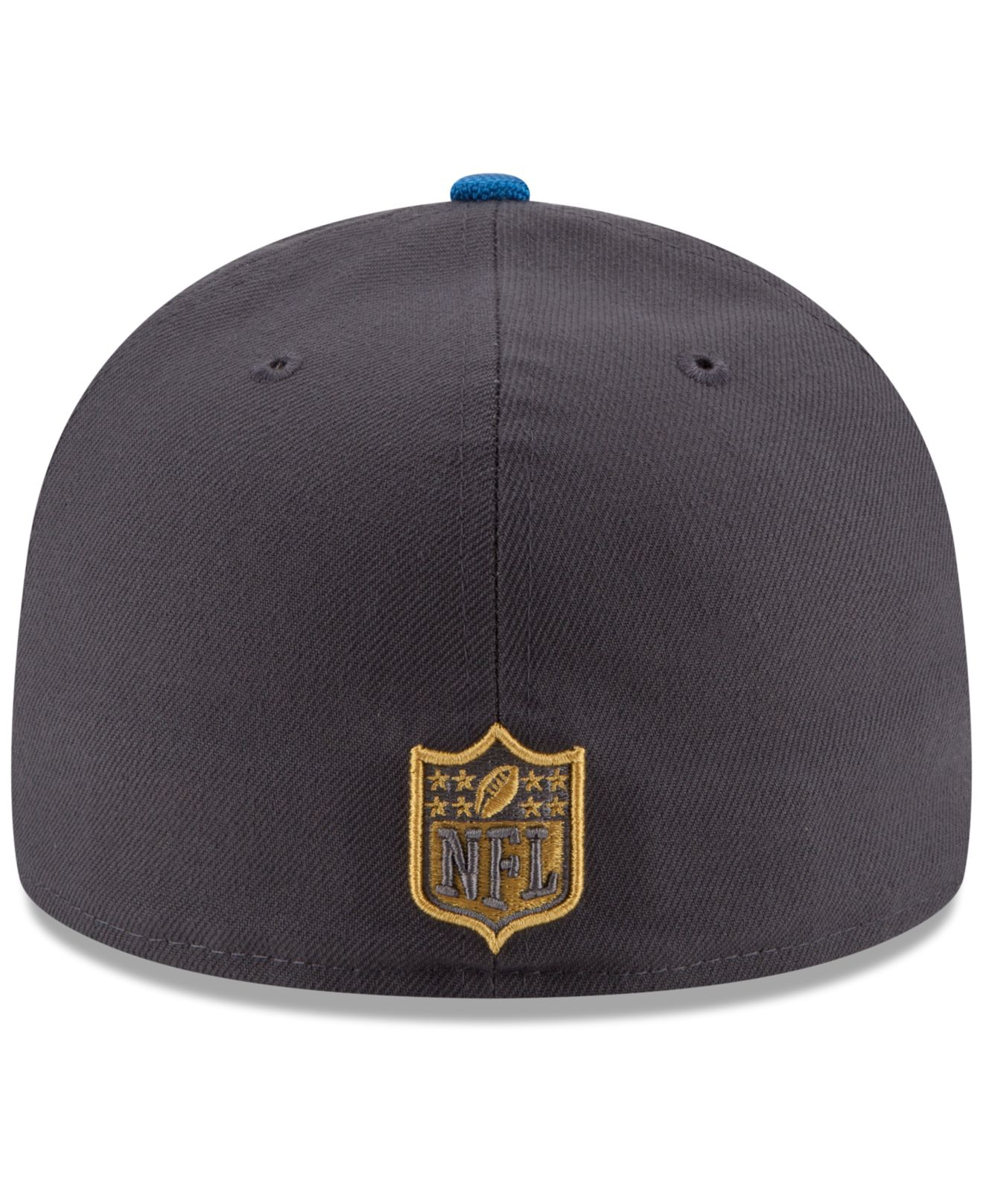 Lyst - KTZ Detroit Lions Gold Collection On-field 59fifty Cap in ... 586f14a104d