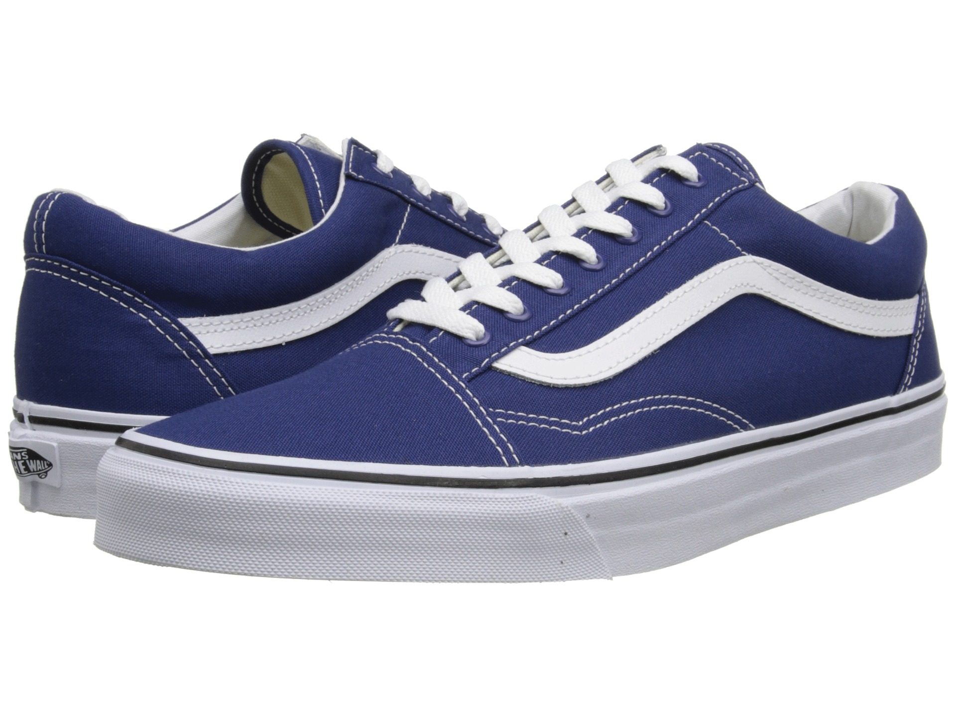 vans old skool twilight blue