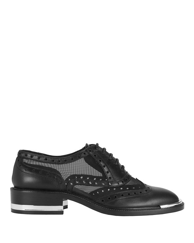 cheap sale purchase Barbara Bui Embossed Leather Oxfords wide range of for sale discount shop for buy cheap sale sale 2014 newest 9Jym4