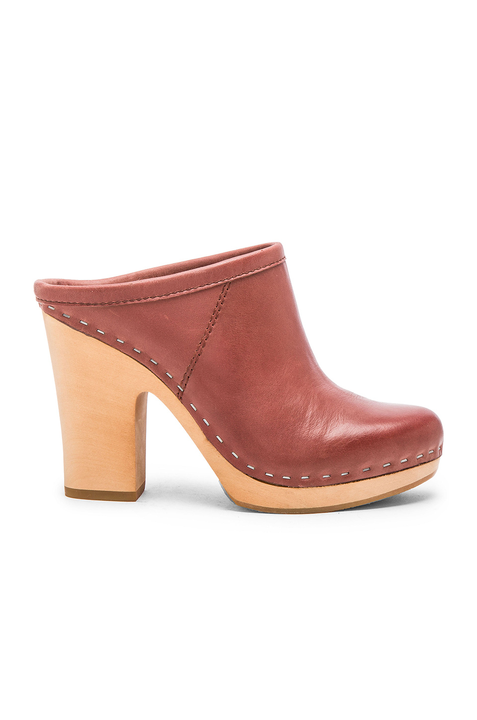 dolce vita ackley leather boots in brown lyst