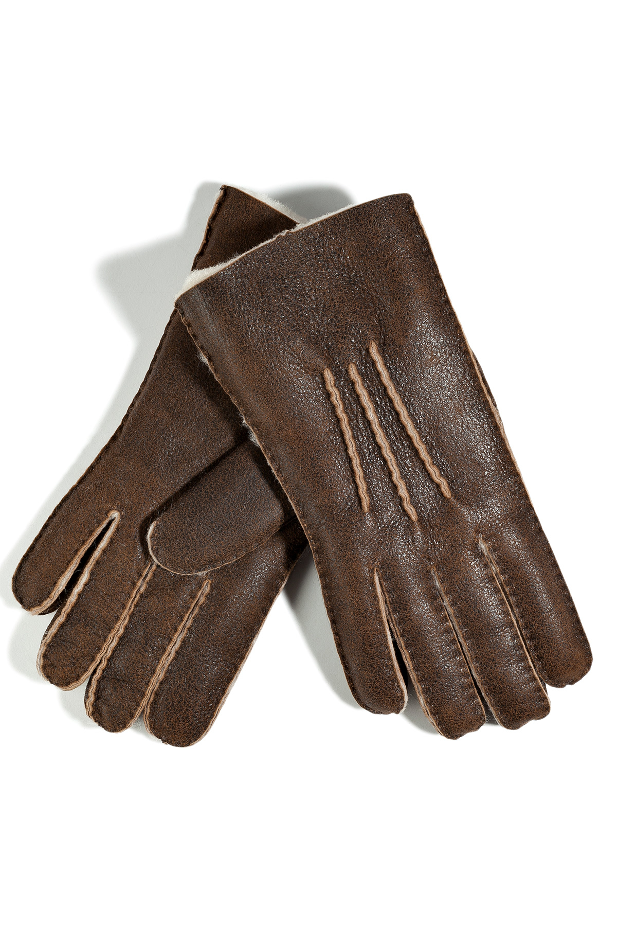 Ladies leather gloves australia -  Mens Shearling Gloves Gloves