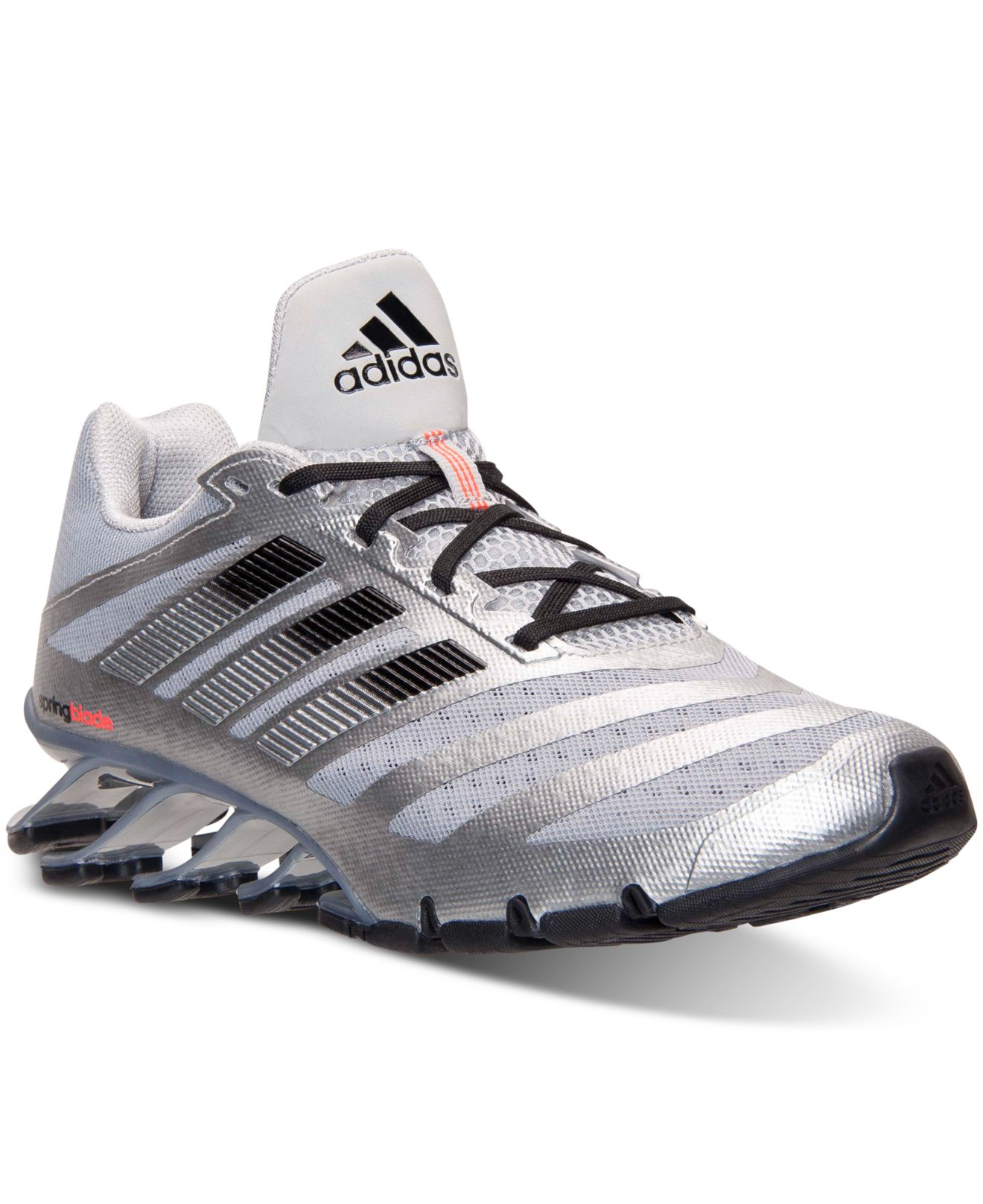 official photos 9a4fe fd908 ... italy lyst adidas originals springblade ignite low top running sneakers  ea0e2 cebf1
