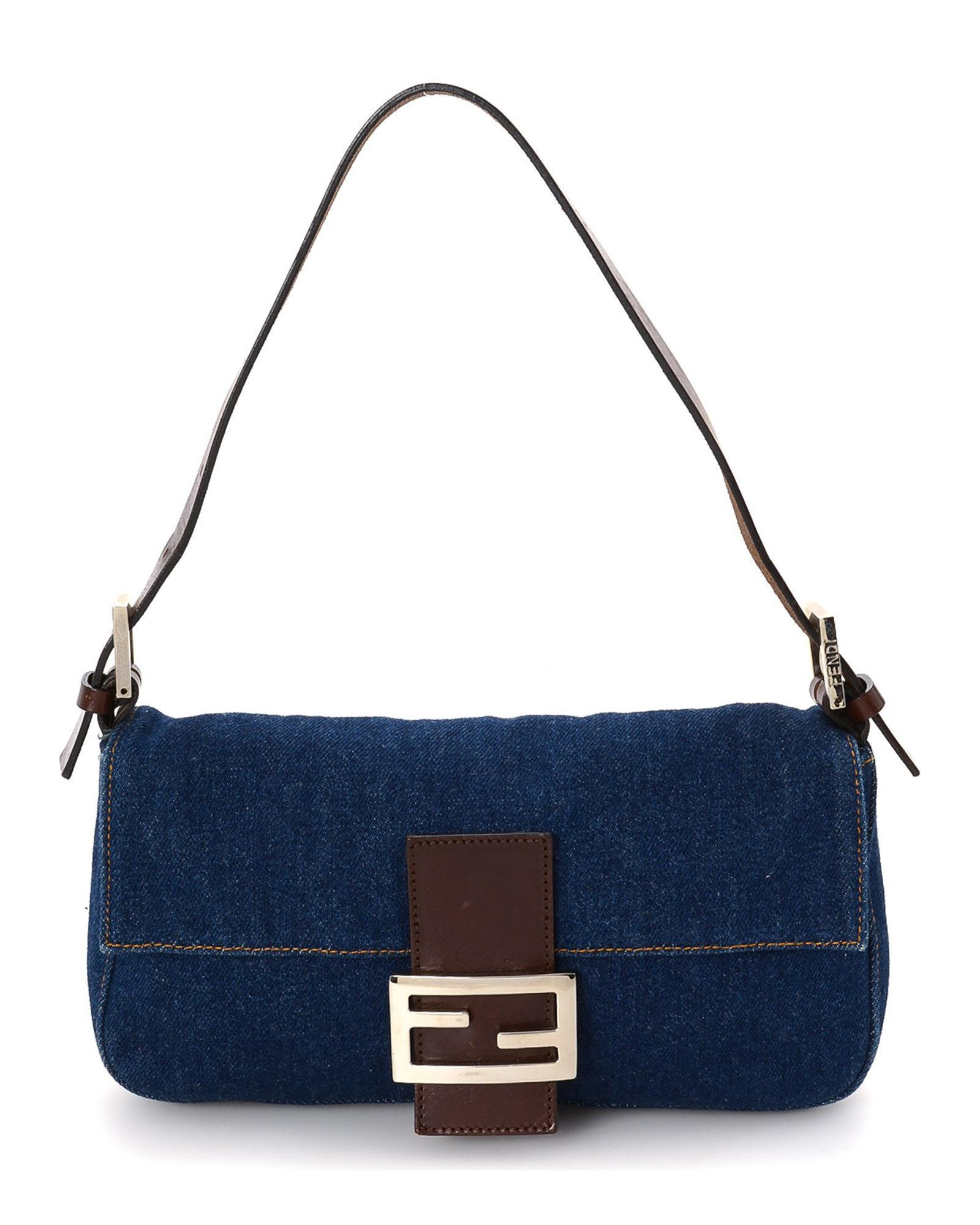 825e54bebf Gallery. Previously sold at  Century 21 · Women s Fendi Baguette Women s  Leather Messenger Bags ...