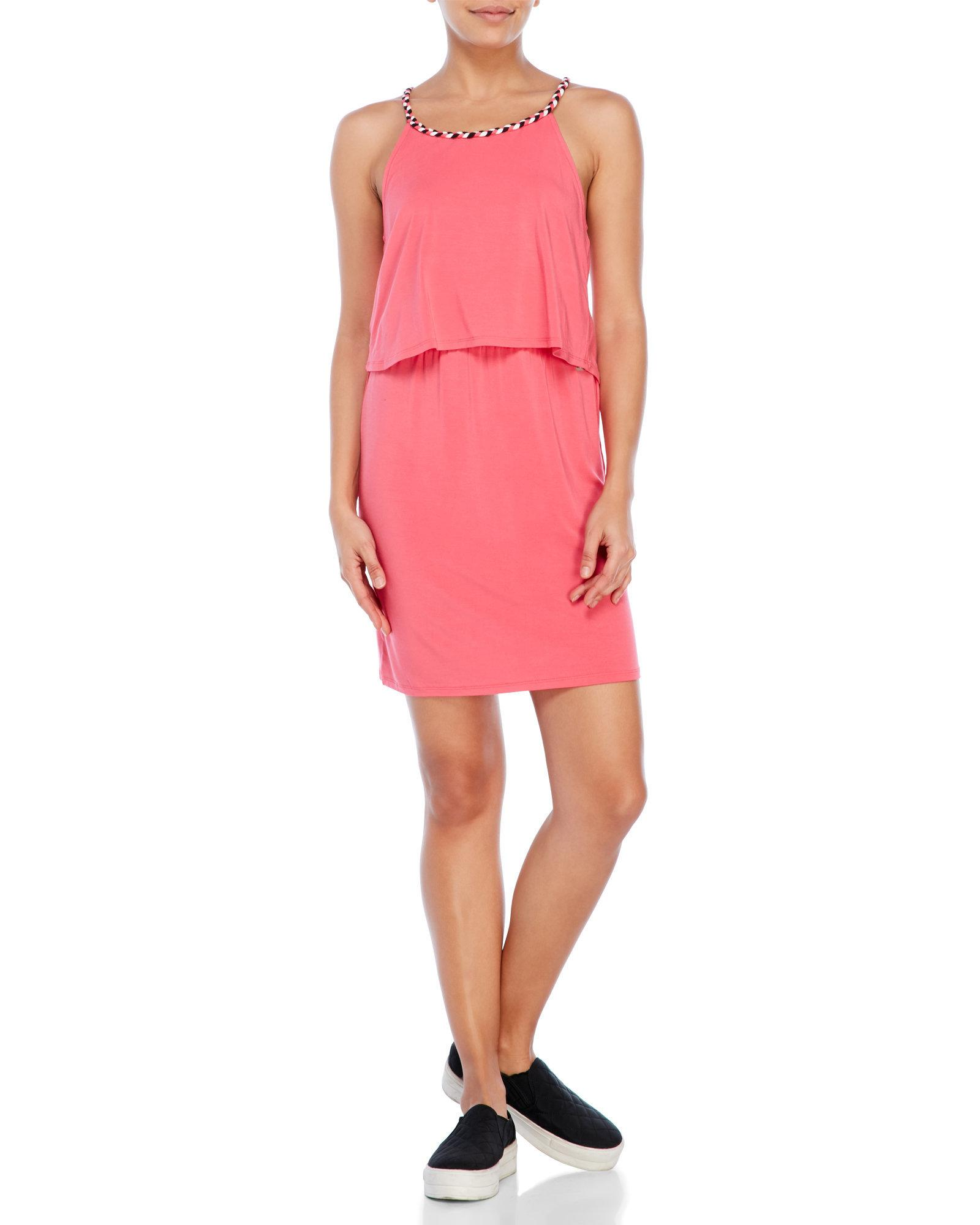bench anzacove dress in pink lyst