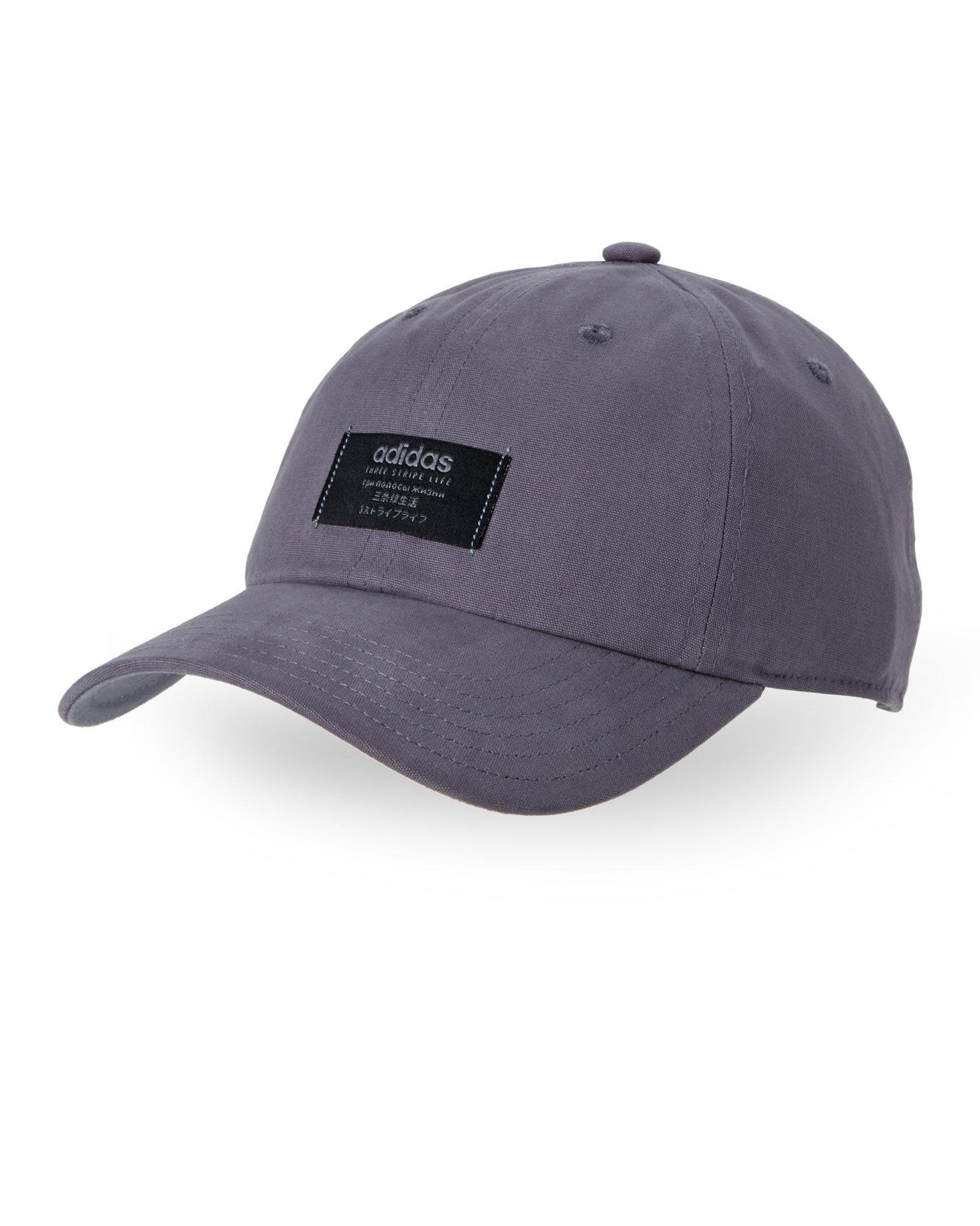 87f320704e4af Lyst - adidas Black Onyx Impulse Cap in Black for Men