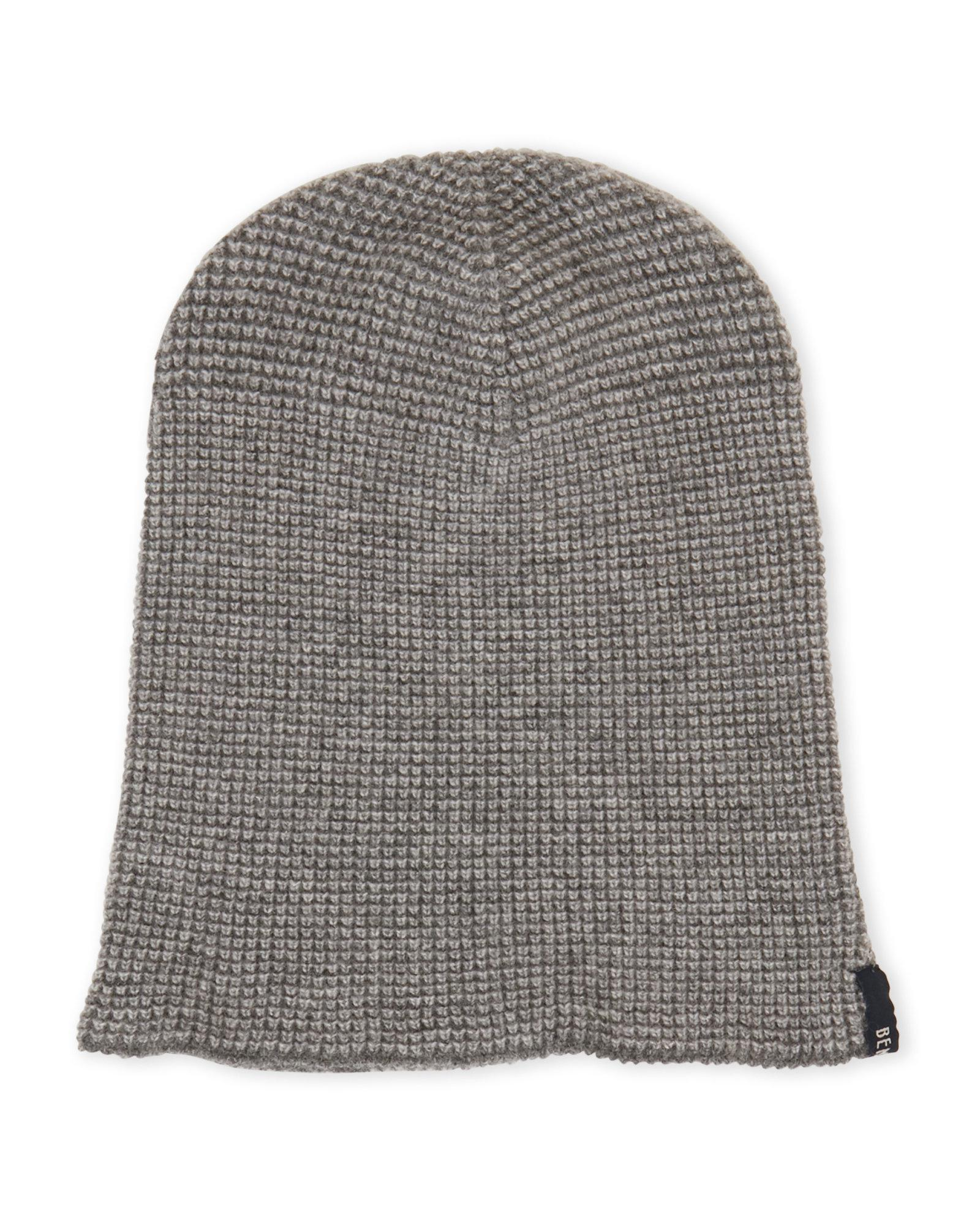 5af7ef0e57f Lyst - Benson Wool-Blend Knit Beanie in Gray