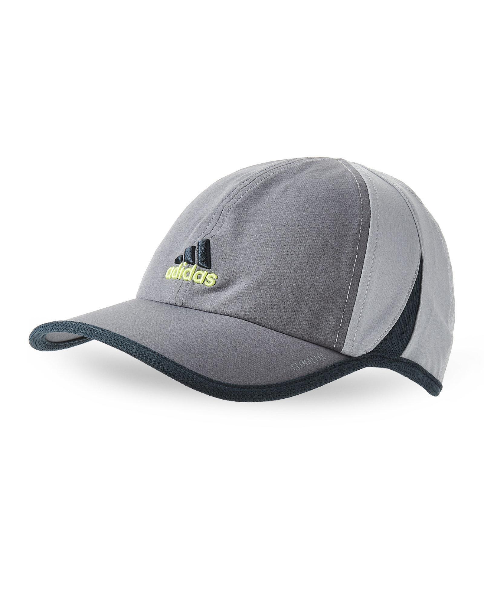 32f7404cac71 Adidas - Gray Superlite Baseball Cap for Men - Lyst. View fullscreen