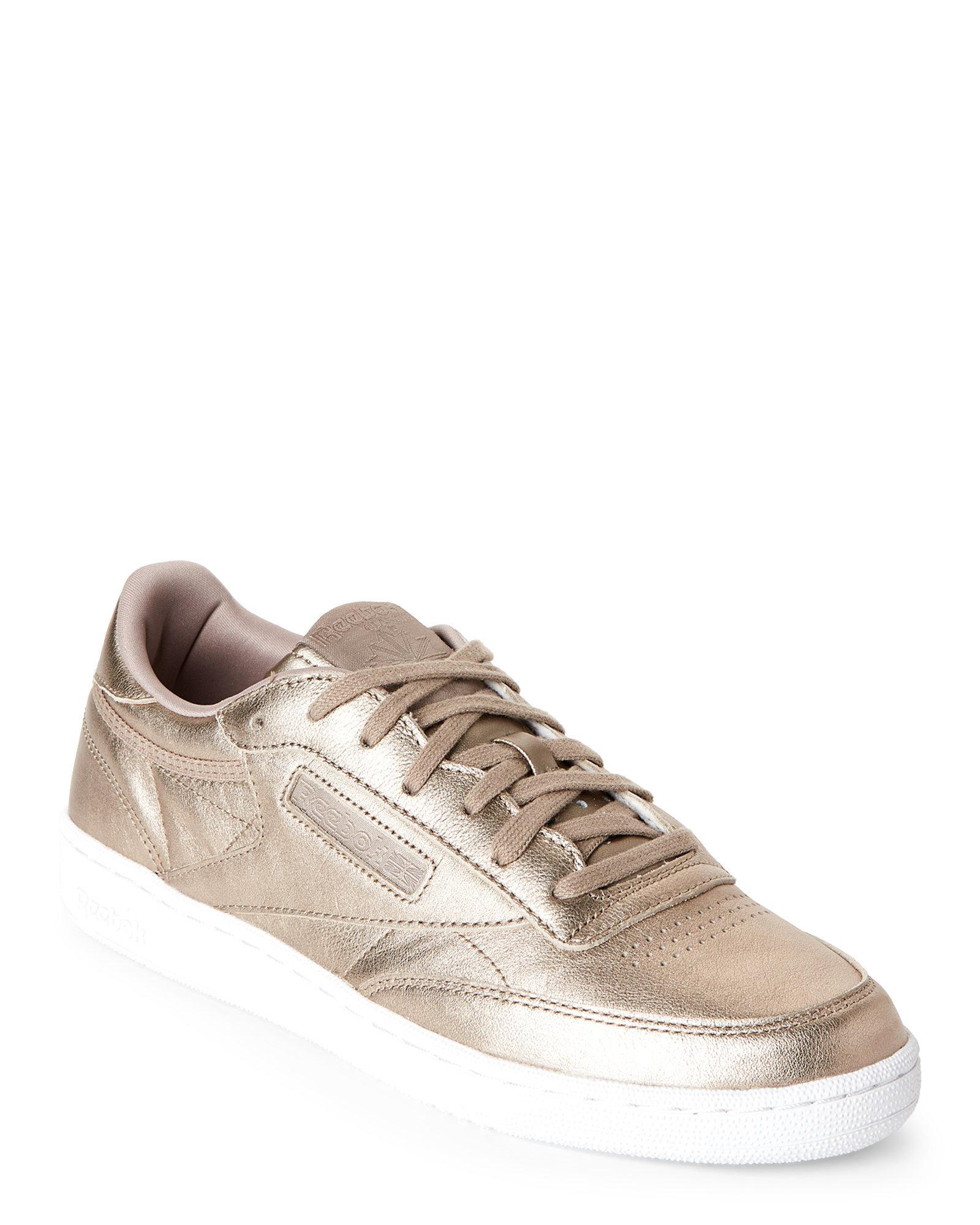 CLUB C 85 GOLDEN NEU - FOOTWEAR - Low-tops & sneakers Reebok KnfI1