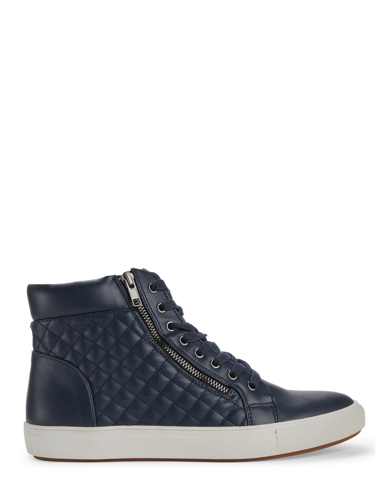 High Top Steve Madden Sneakers