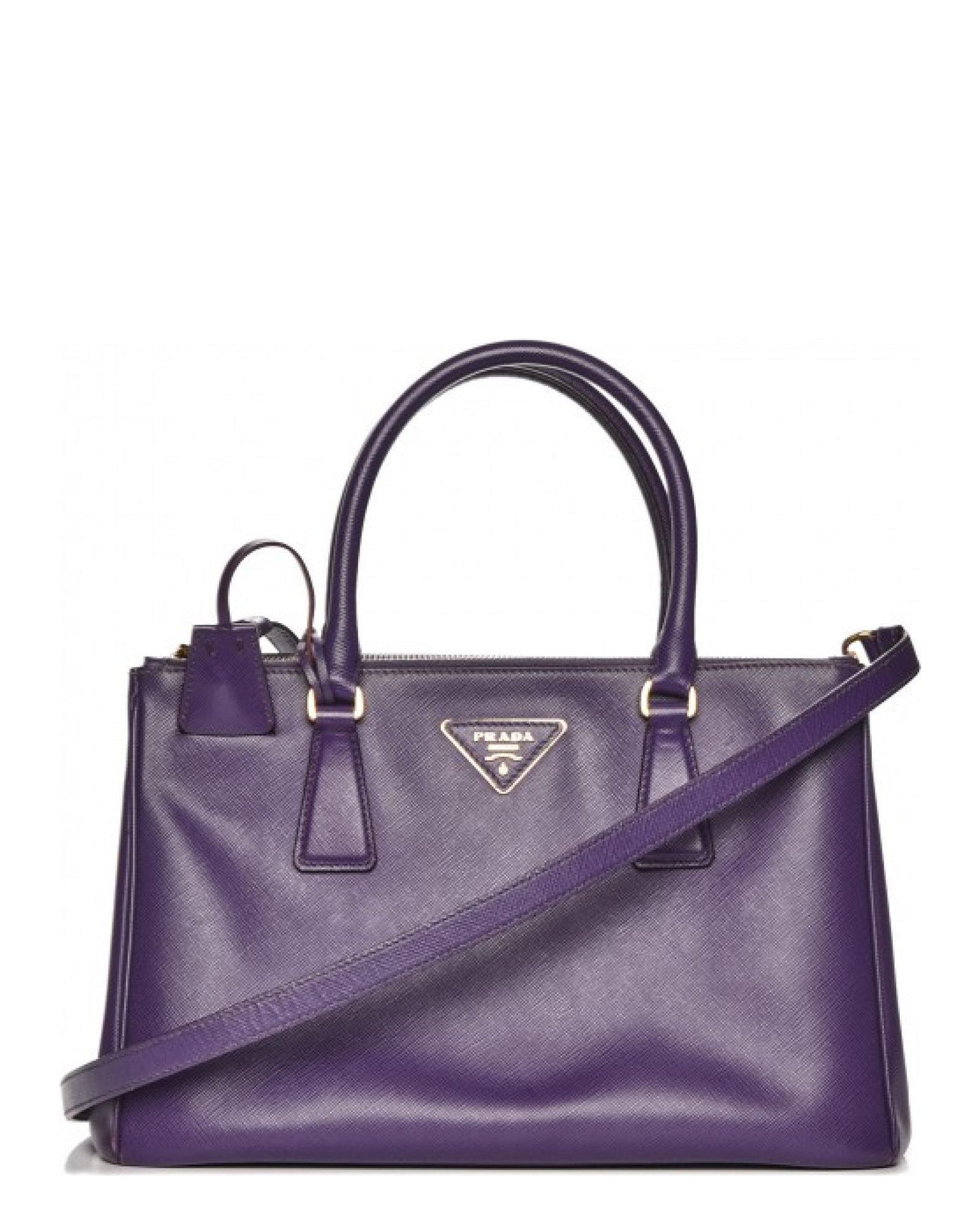 878e2c5dded6 italy prada. womens purple shoulder bag 16470 b7161