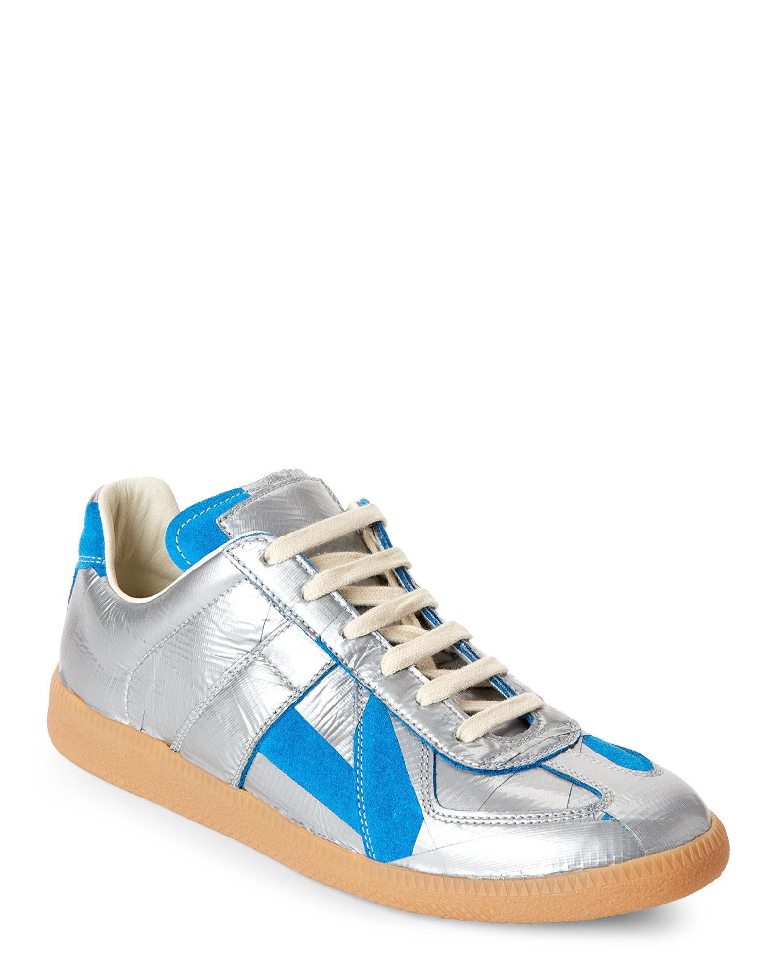 Replica Runner sneakers - Blue Maison Martin Margiela Buy Cheap Best Countdown Package Cheap Online Buy Cheap Affordable New Lower Prices yWGlGe6N