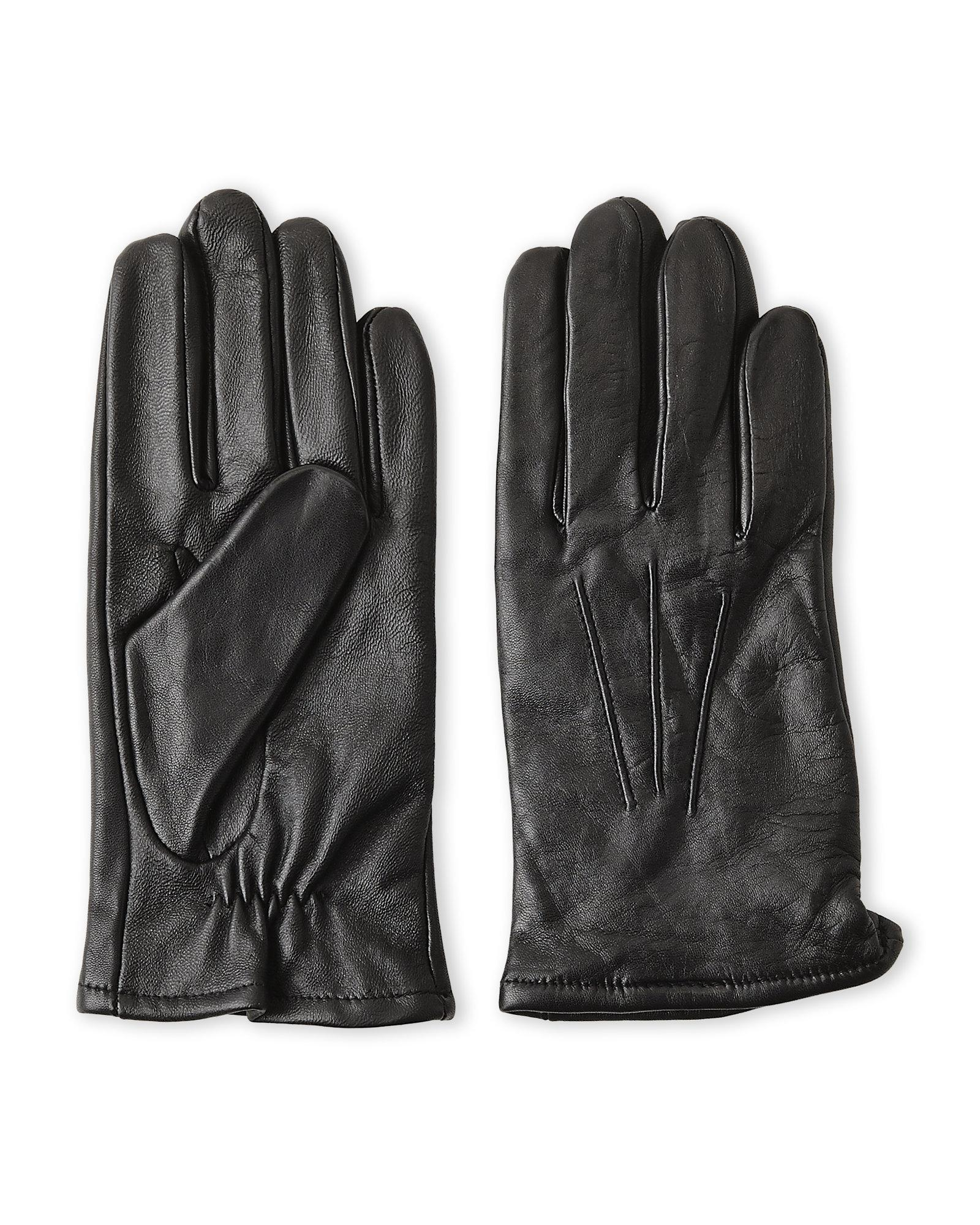 91634dab31974 Gallery. Previously sold at: Century 21 · Men's Leather Gloves ...