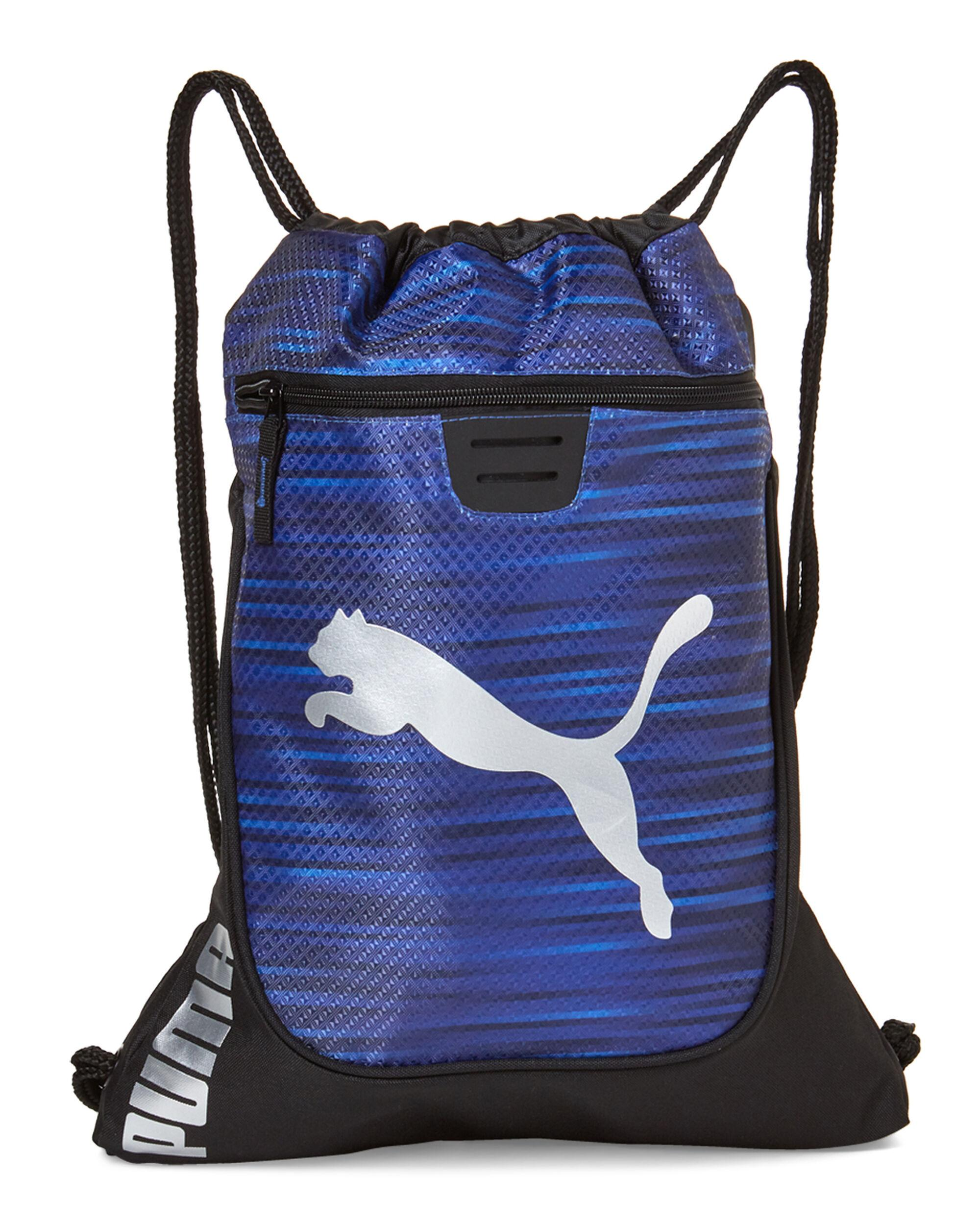 32291618f89 PUMA Blue Evercat Contender Carrysack in Blue for Men - Lyst