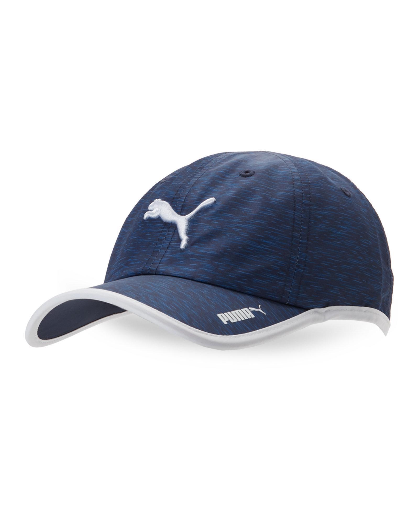 df2576617bb ... denmark puma. womens blue evercat taylor running cap 84bed 41165