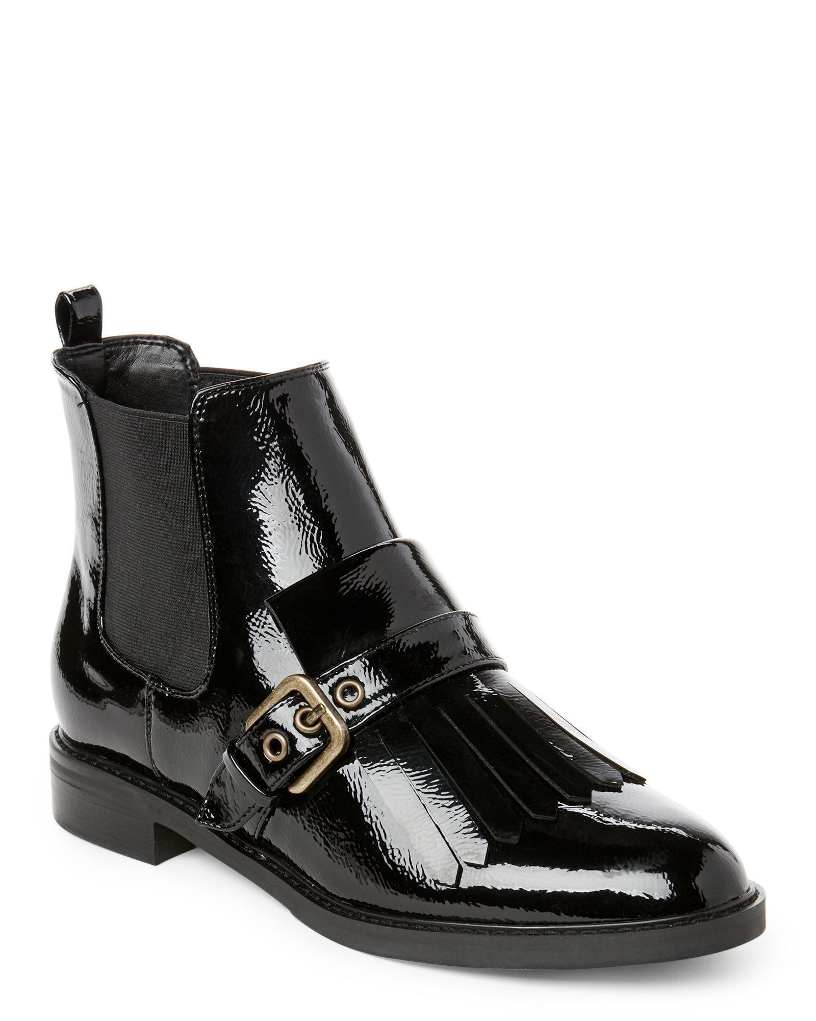 Marc Fisher Brigita Kiltie Chelsea Boot (Women's) DS0sOAdbil