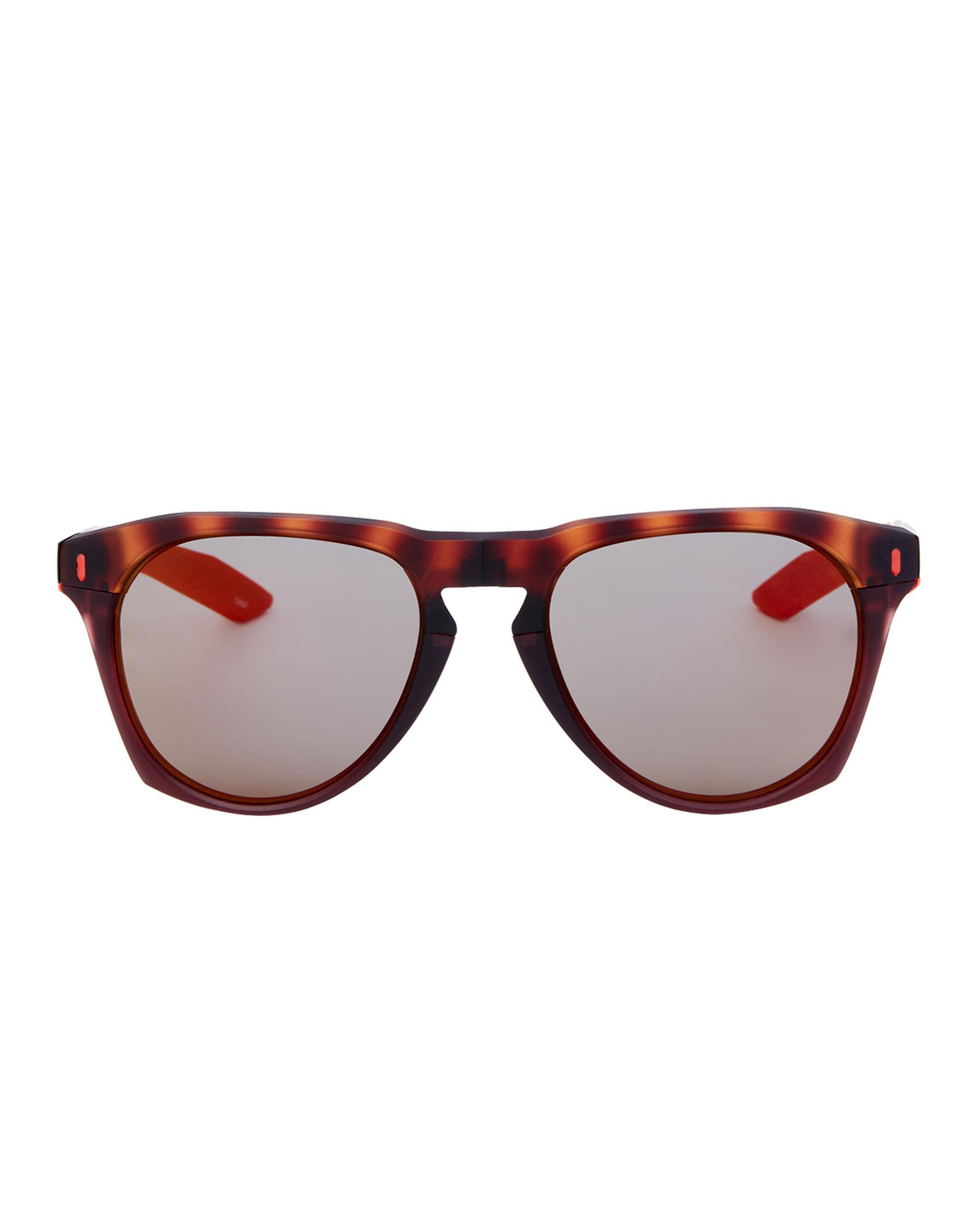 9ef0e4c70ea0 Nike Ev1020 Tortoiseshell-look & Coral Essential Navigator Sunglasses in  Brown for Men - Lyst