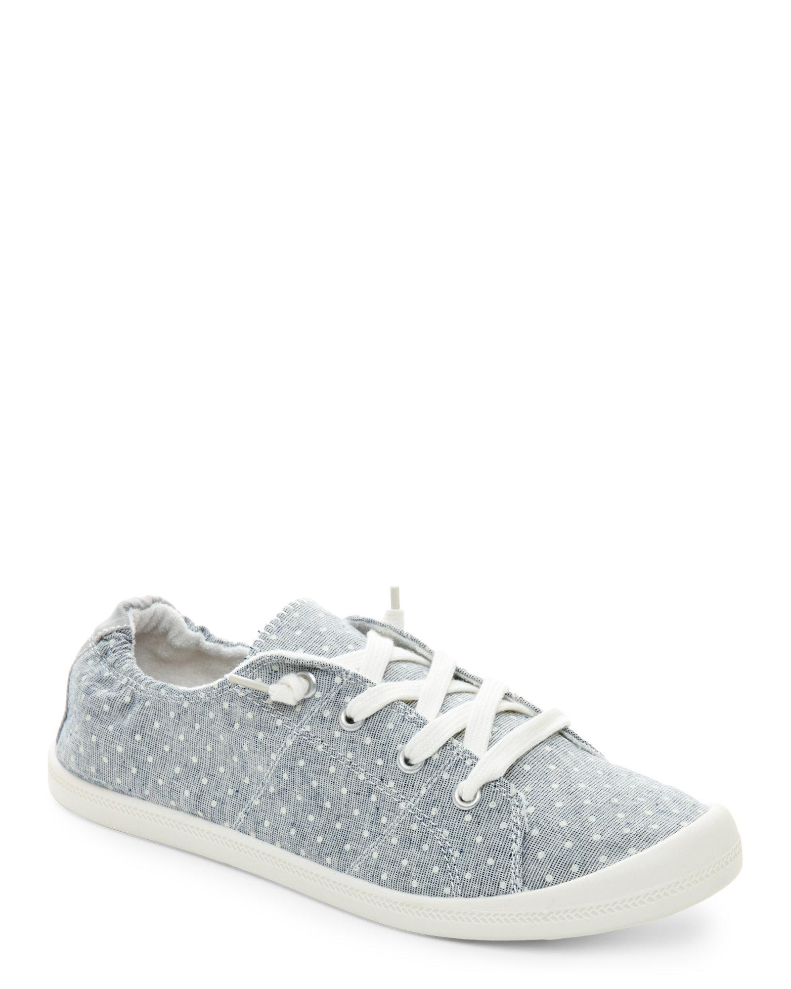5a890aed0eb Lyst - Madden Girl Grey Bailey Slip On Sneakers in Gray