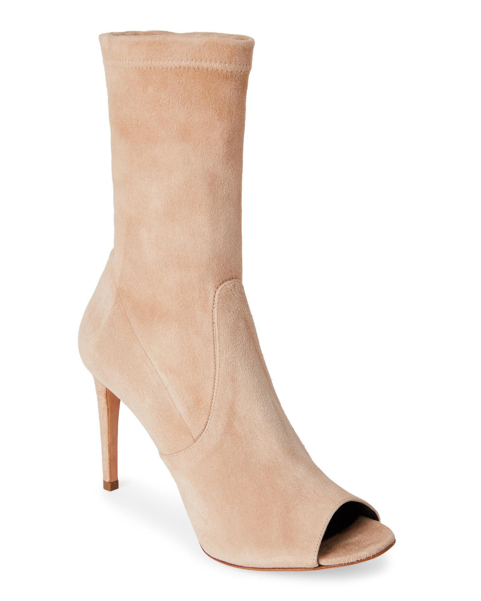 Jean-Michel Cazabat Cutout Peep-Toe Ankle Boots classic cheap price fashionable cheap online 79i0e9