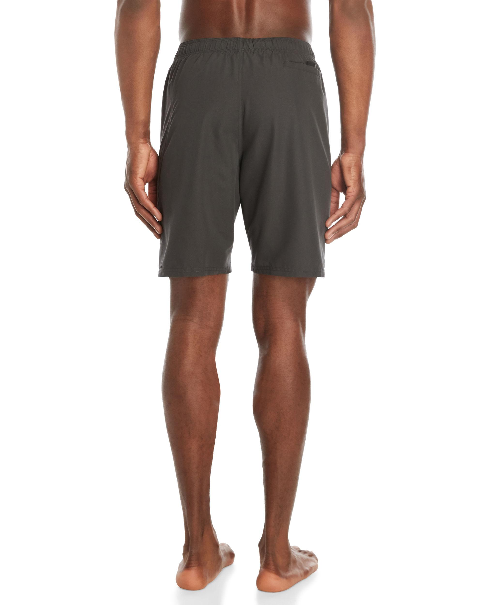 9fe08fe6e7 Lyst - Nike Swoosh Volley Shorts in Gray for Men