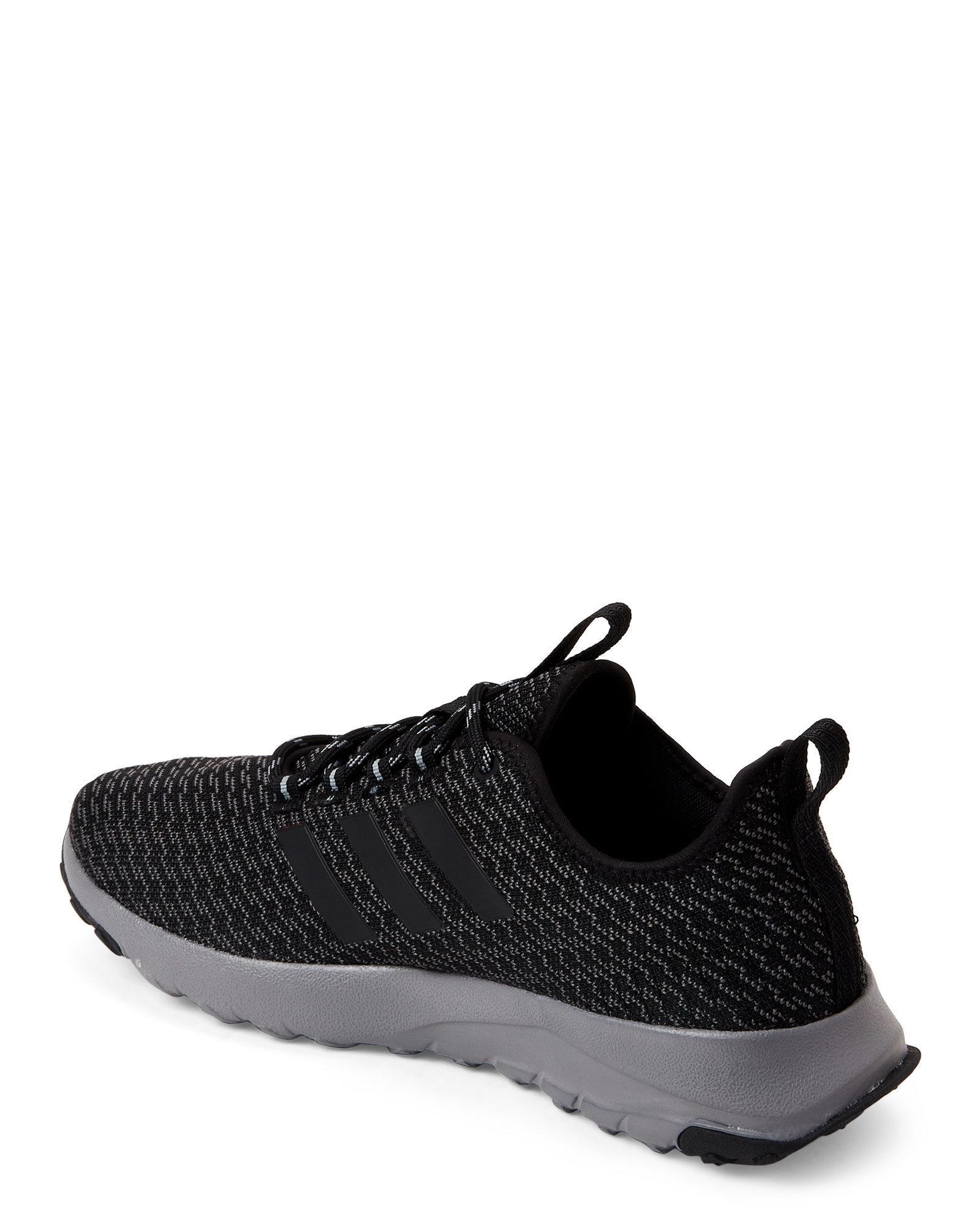 new arrival 5fdb8 0d2b6 ... cheap adidas black grey neo cloudfoam superflex tr sneakers lyst. view  fullscreen 6c1e7 7e360