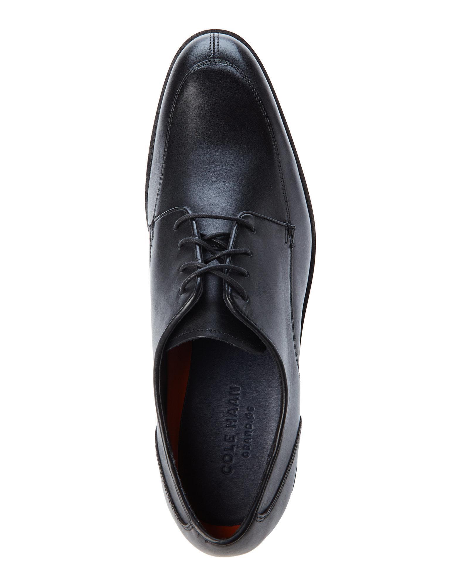 fe22275c982be8 ... Black Lenox Hill Split Toe Oxfords for Men - Lyst. View fullscreen