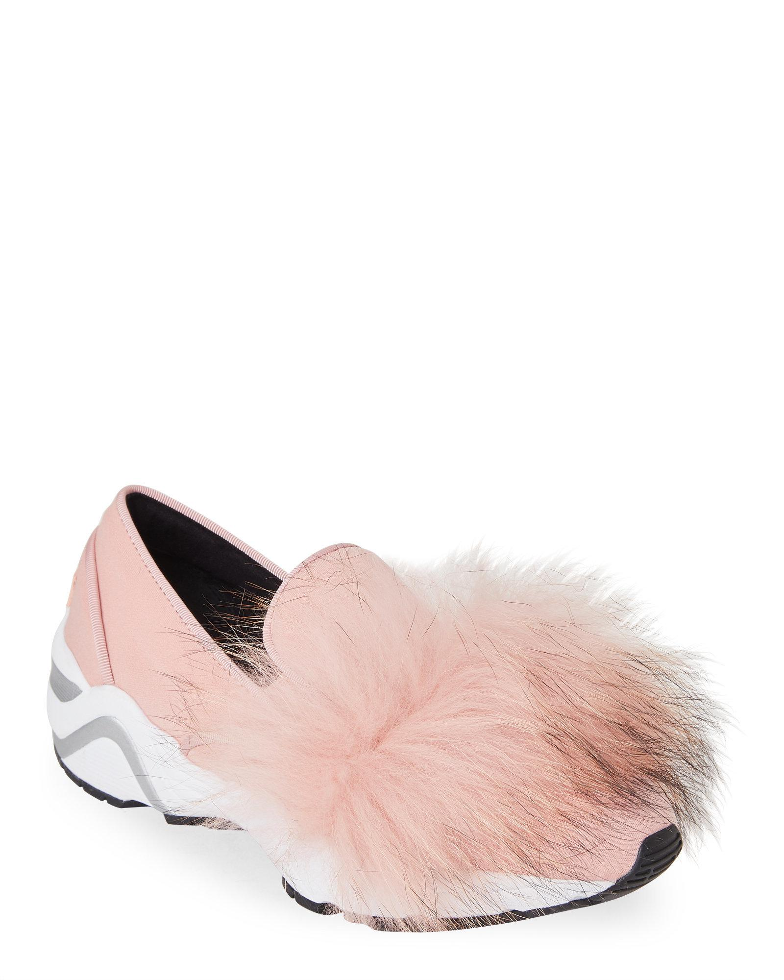 2c213cf8568 suecomma-bonnie-Pink-Pink-Real-Fur-Trim-Slip-on-Sneakers.jpeg