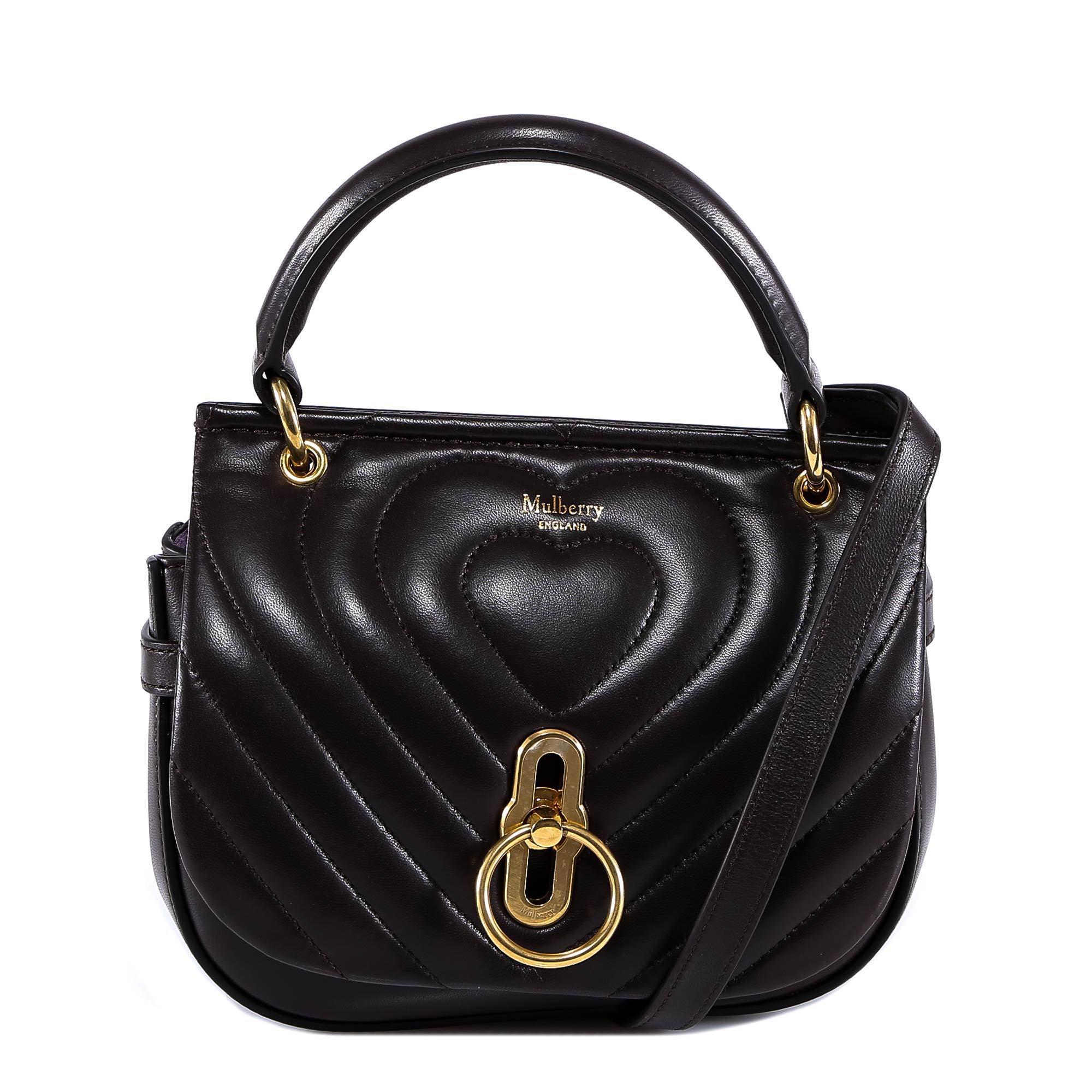 fd6a20942b Mulberry Amberley Crossbody Bag in Black - Save 24.56140350877193 ...