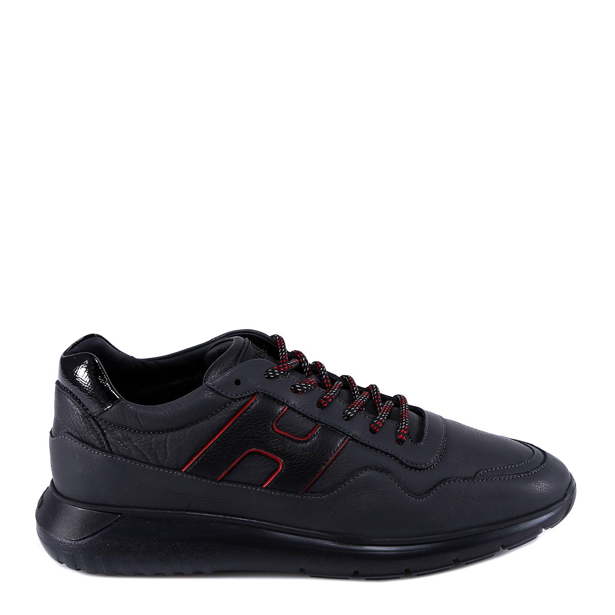 ad25ff9b206 Hogan Interactive 3 Sneakers in Black for Men - Lyst