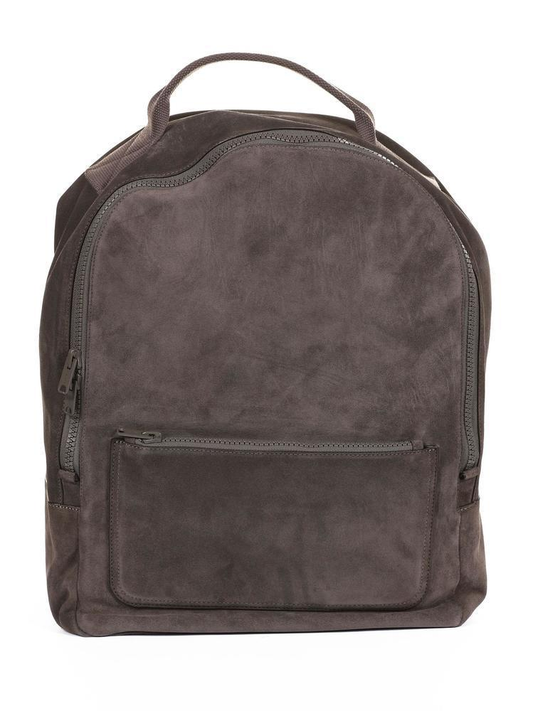 Yeezy Season 5 Suede Backpack in Purple for Men - Lyst 75855bee25606