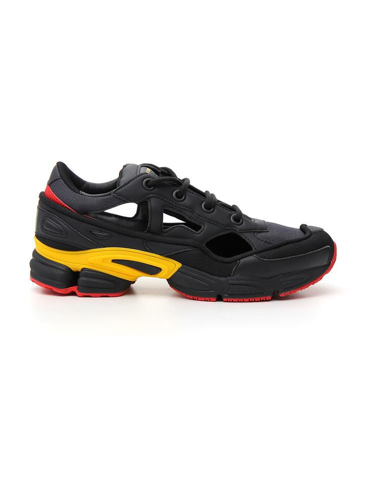 1b5e3f25da94e Lyst - Adidas By Raf Simons Ozweego Sneakers in Black for Men - Save ...