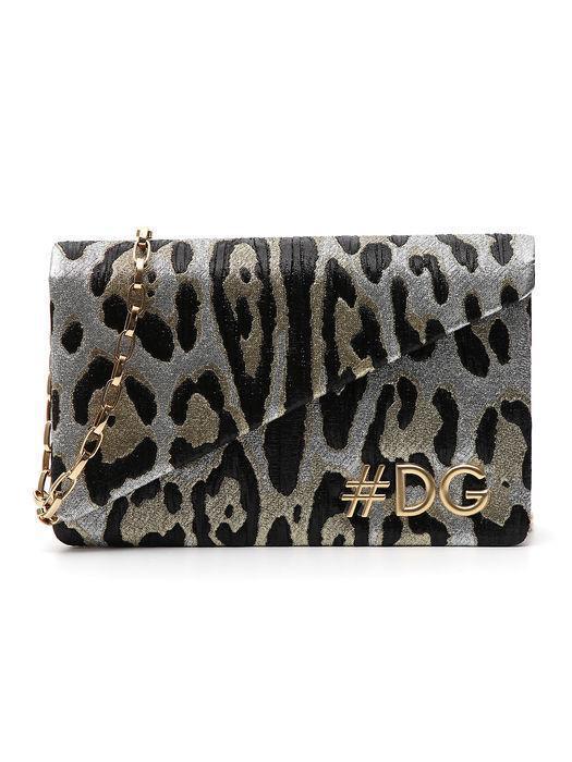5c08780b4109 Dolce   Gabbana. Women s Dg Leopard Print Shoulder Bag