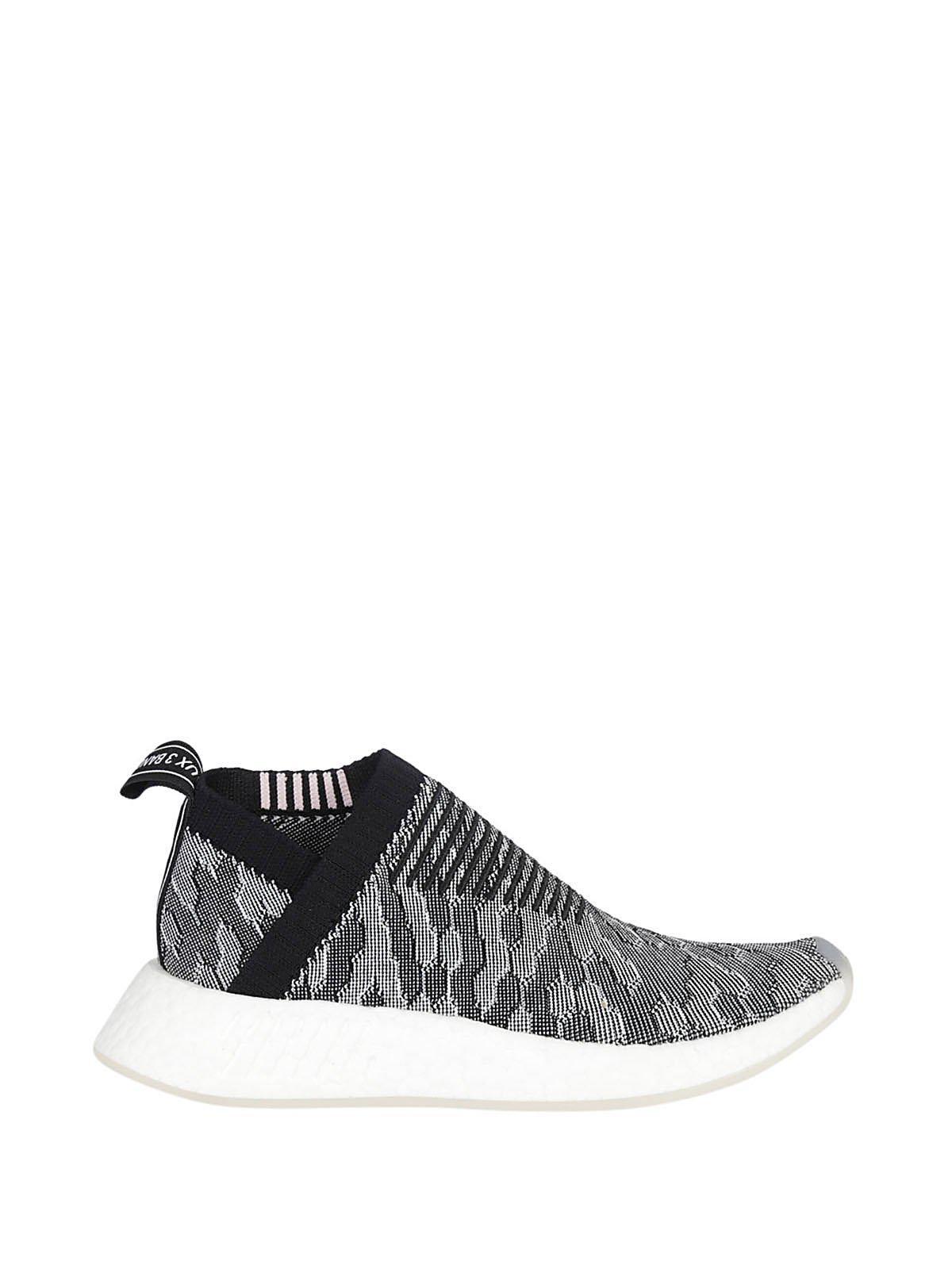 057fbc59e7b9a Lyst - adidas Originals Nmd Cs2 Primeknit Sneakers in Black