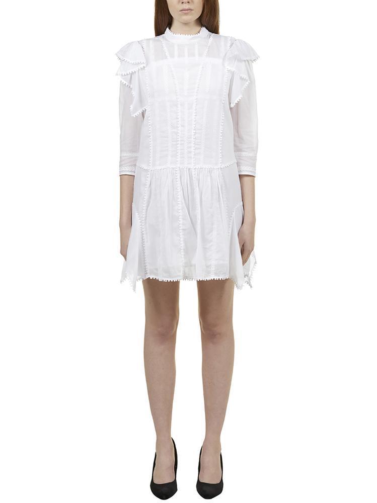 9f5e15373c Lyst - Étoile Isabel Marant Alba Lace Dress in White
