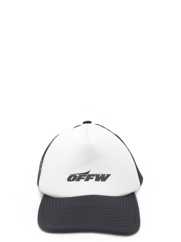 fefee270cd2 ... order online c4168 8af8a Off-White co Virgil Abloh. Mens White Logo Baseball  Cap ...