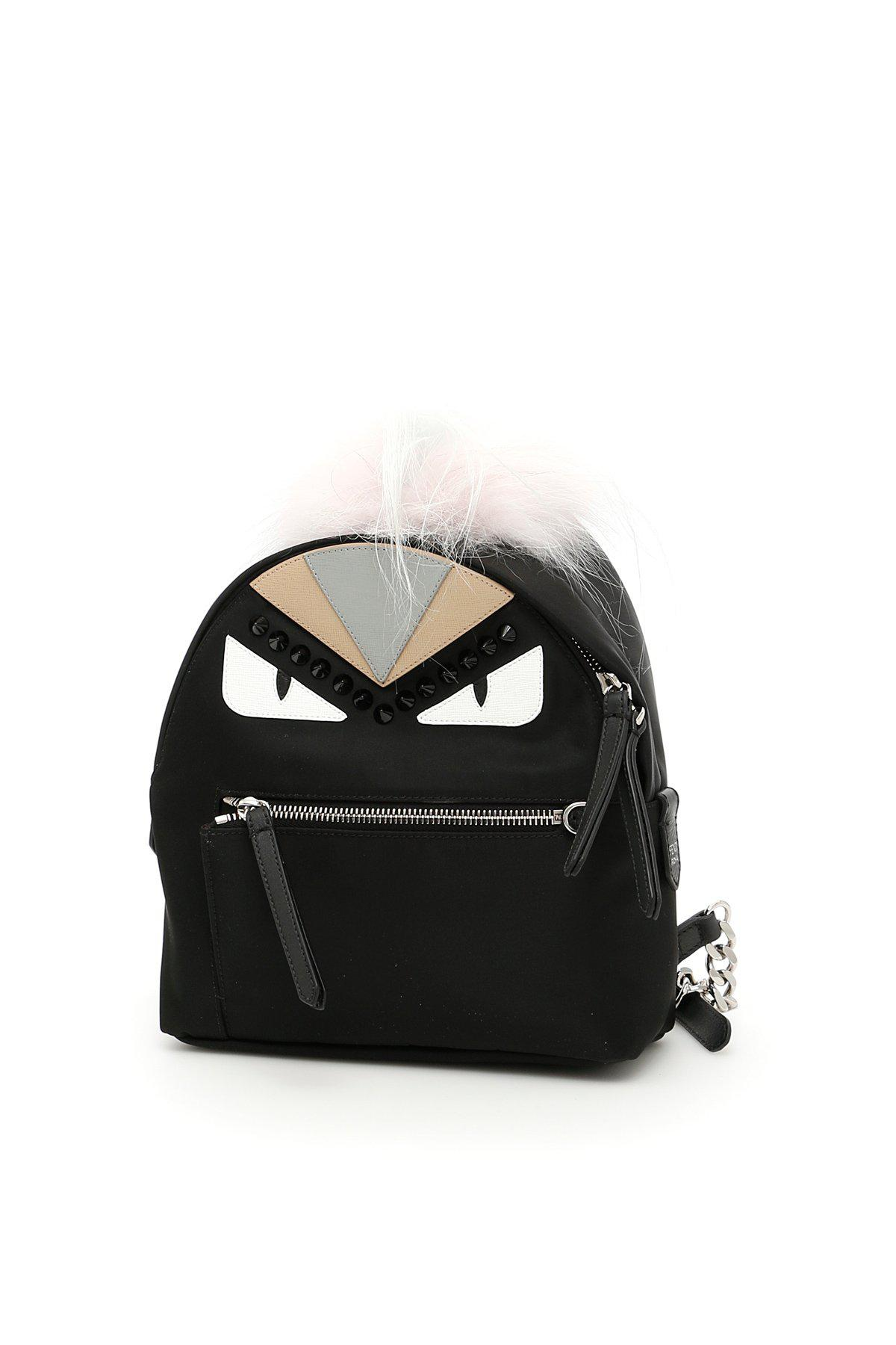 9524552174e0 Gallery. Previously sold at  Cettire · Women s Mini Backpack Women s Fendi  Bag Bugs ...