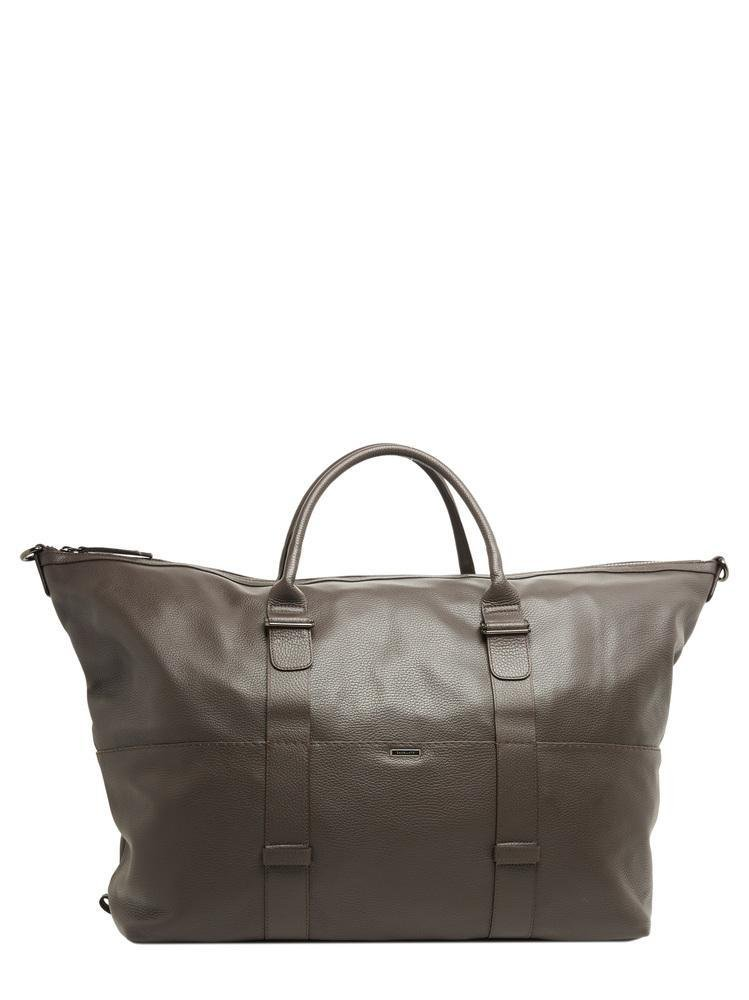 910062ddad9d Zanellato Extra Large Leather Tote in Brown - Lyst