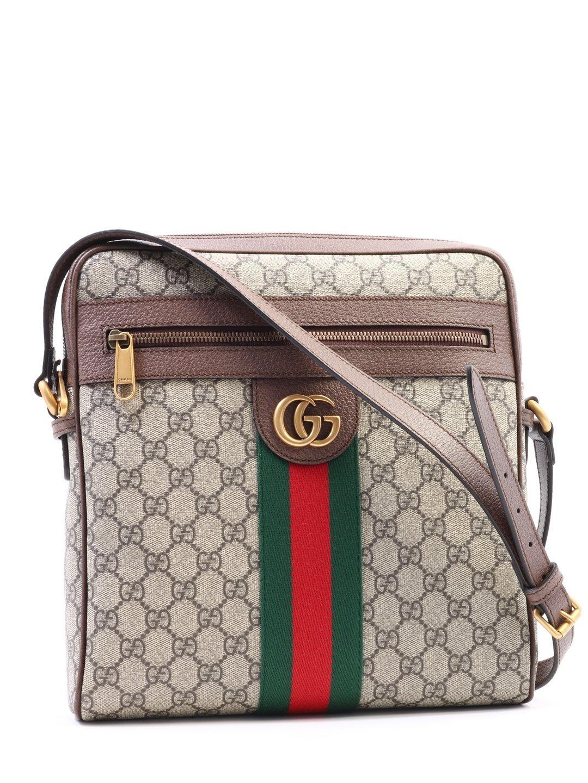 07e37819661 Lyst - Gucci GG Ophidia Messenger Bag for Men - Save 20%