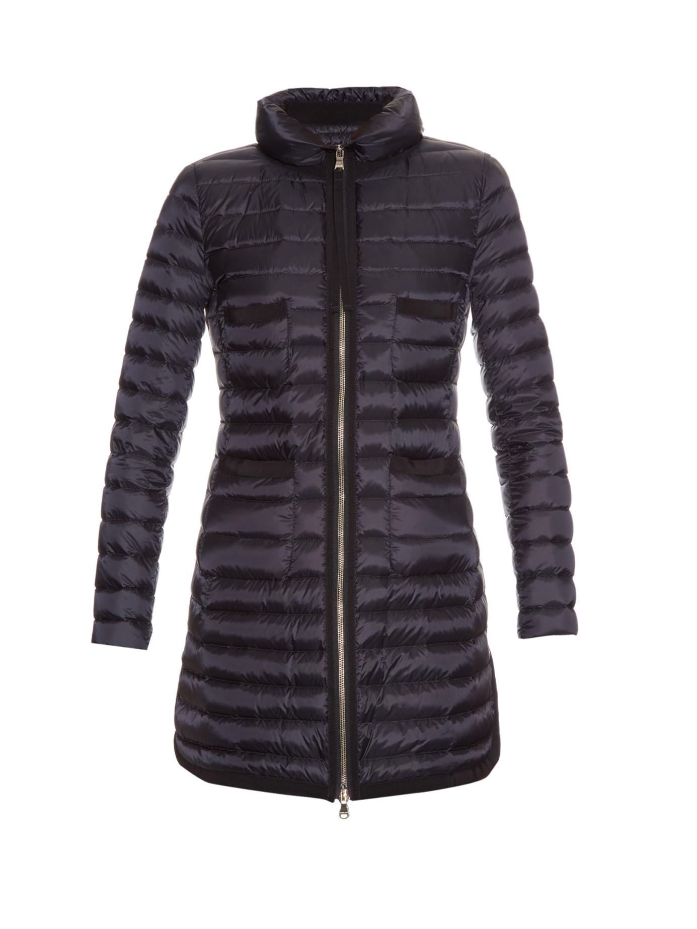 moncler flammette down coat