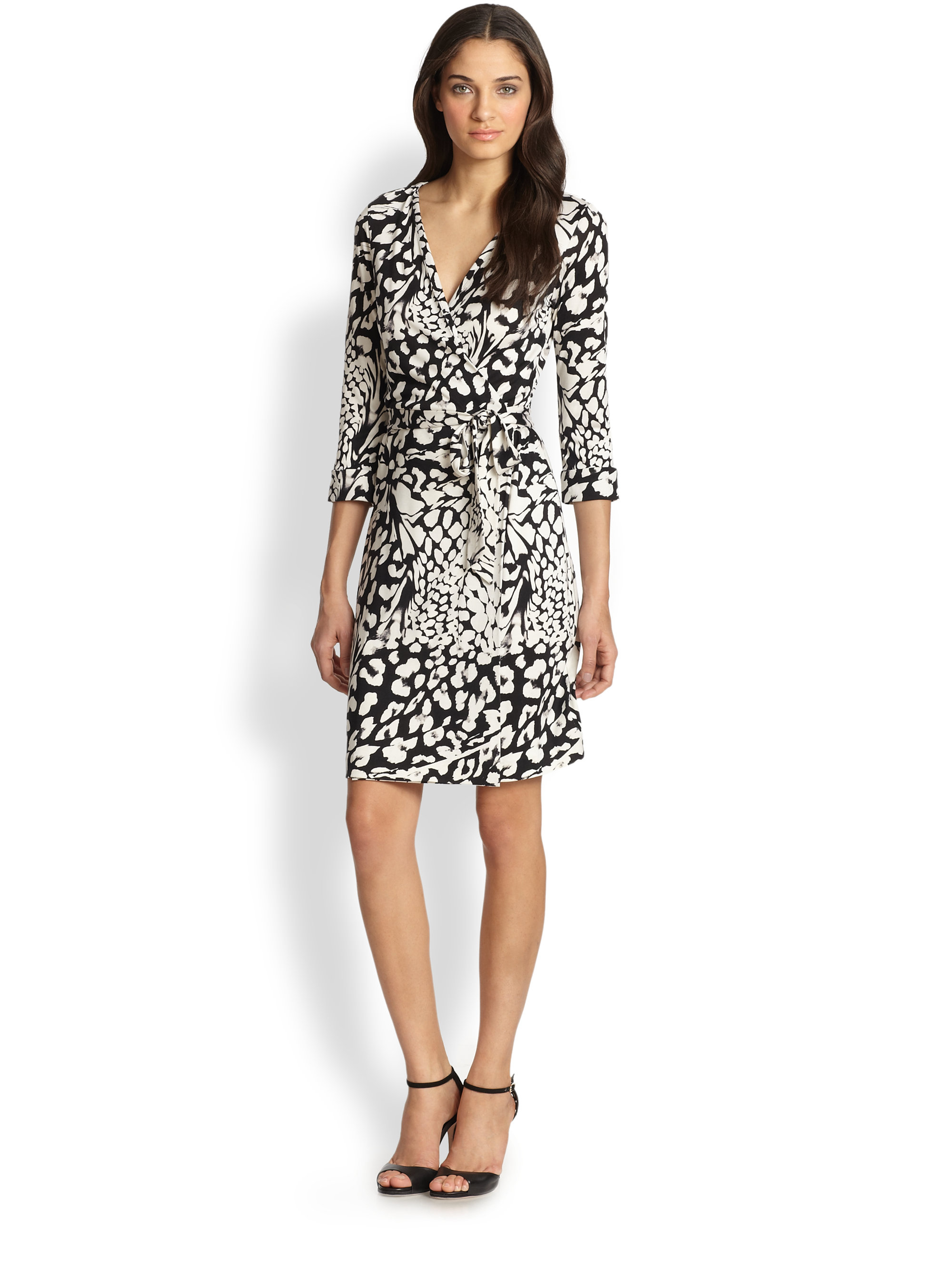 Dvf Wrap Dress Review Diane von Furstenberg New