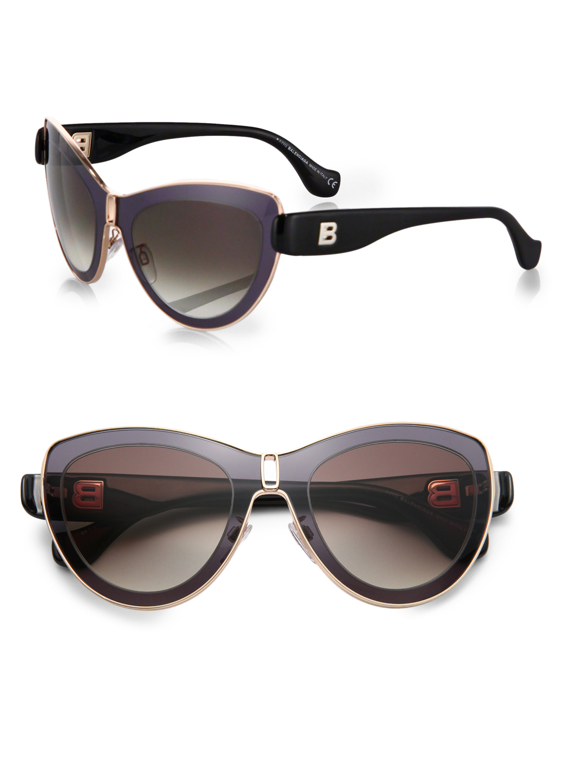 Fendi Women S Cat Eye Sunglasses