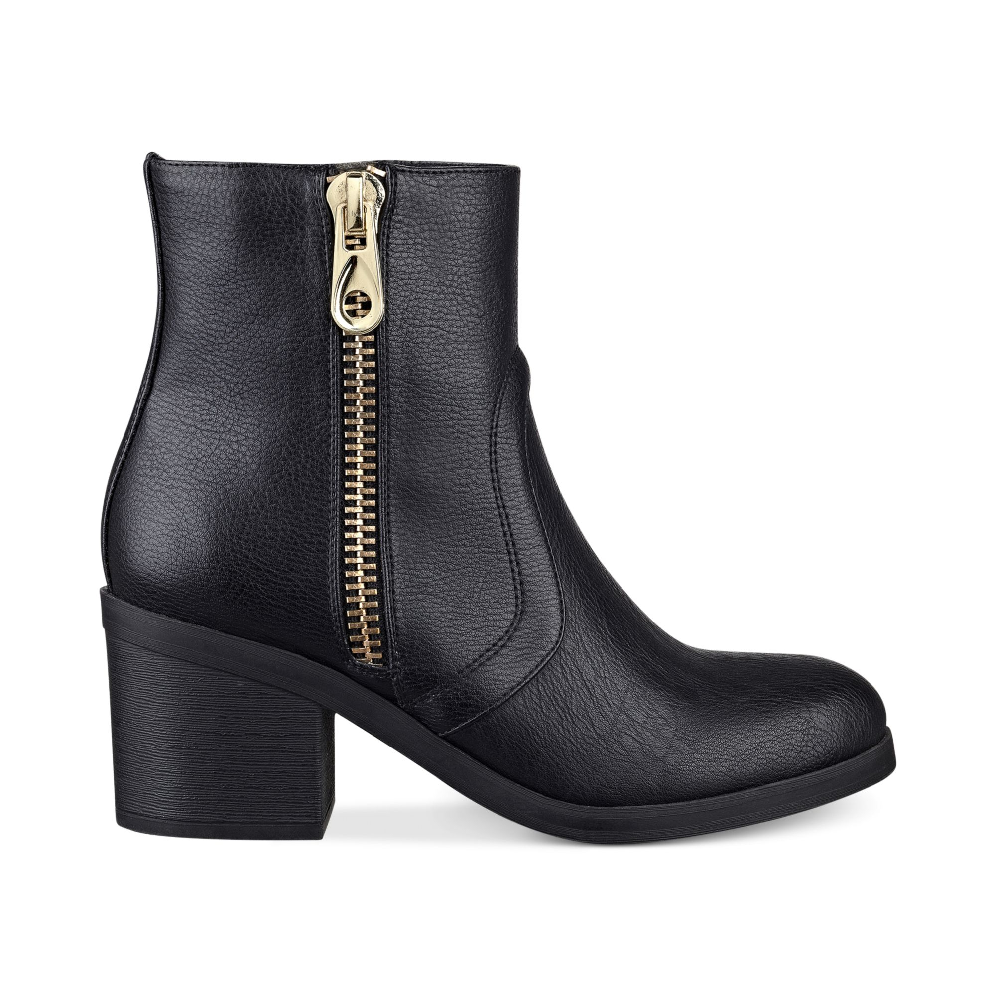 G By Guess Women S Aubry Booties In Black Lyst