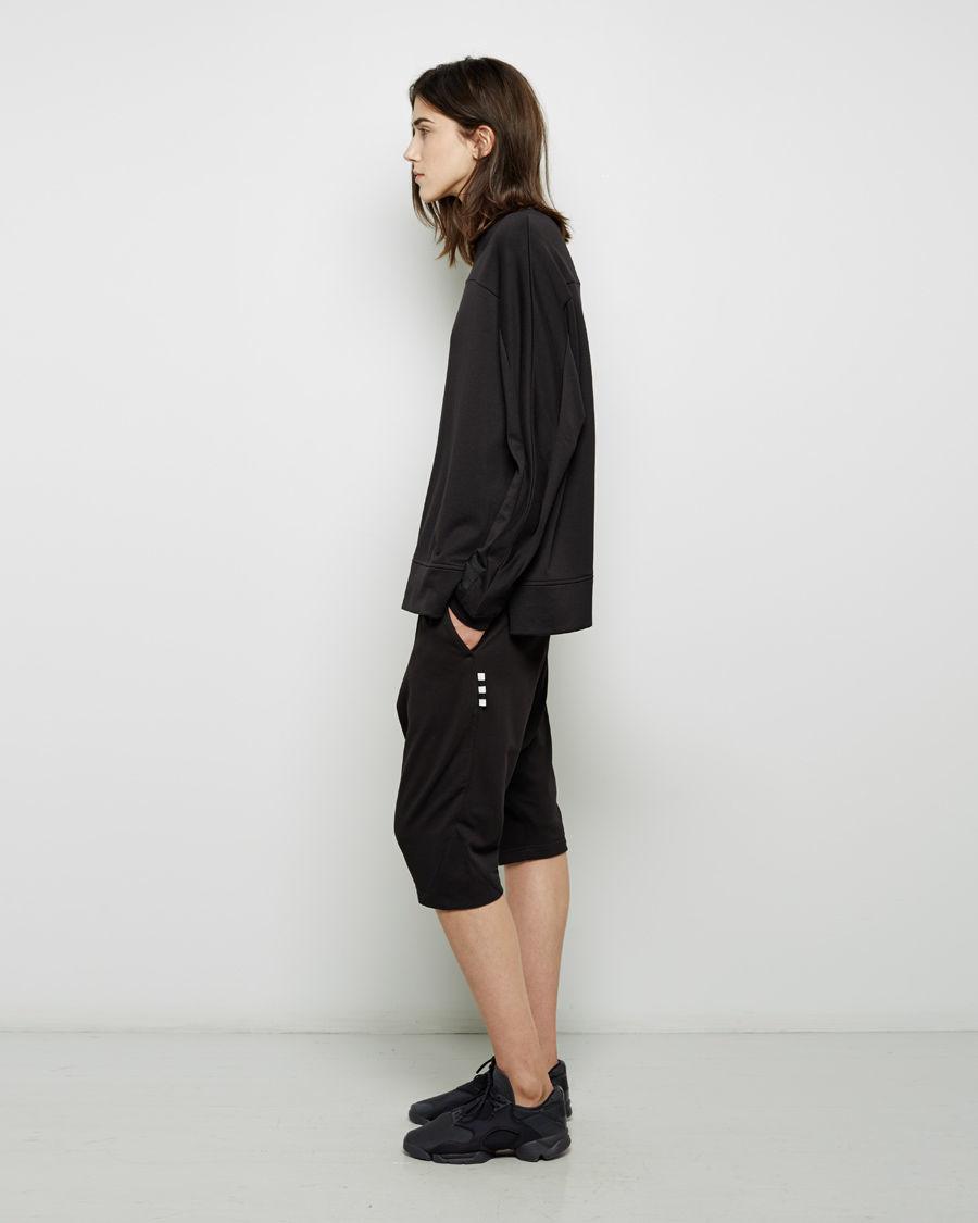 Lyst - Y-3 Kohna Neoprene Low-Top Sneakers in Black 4853f83ba