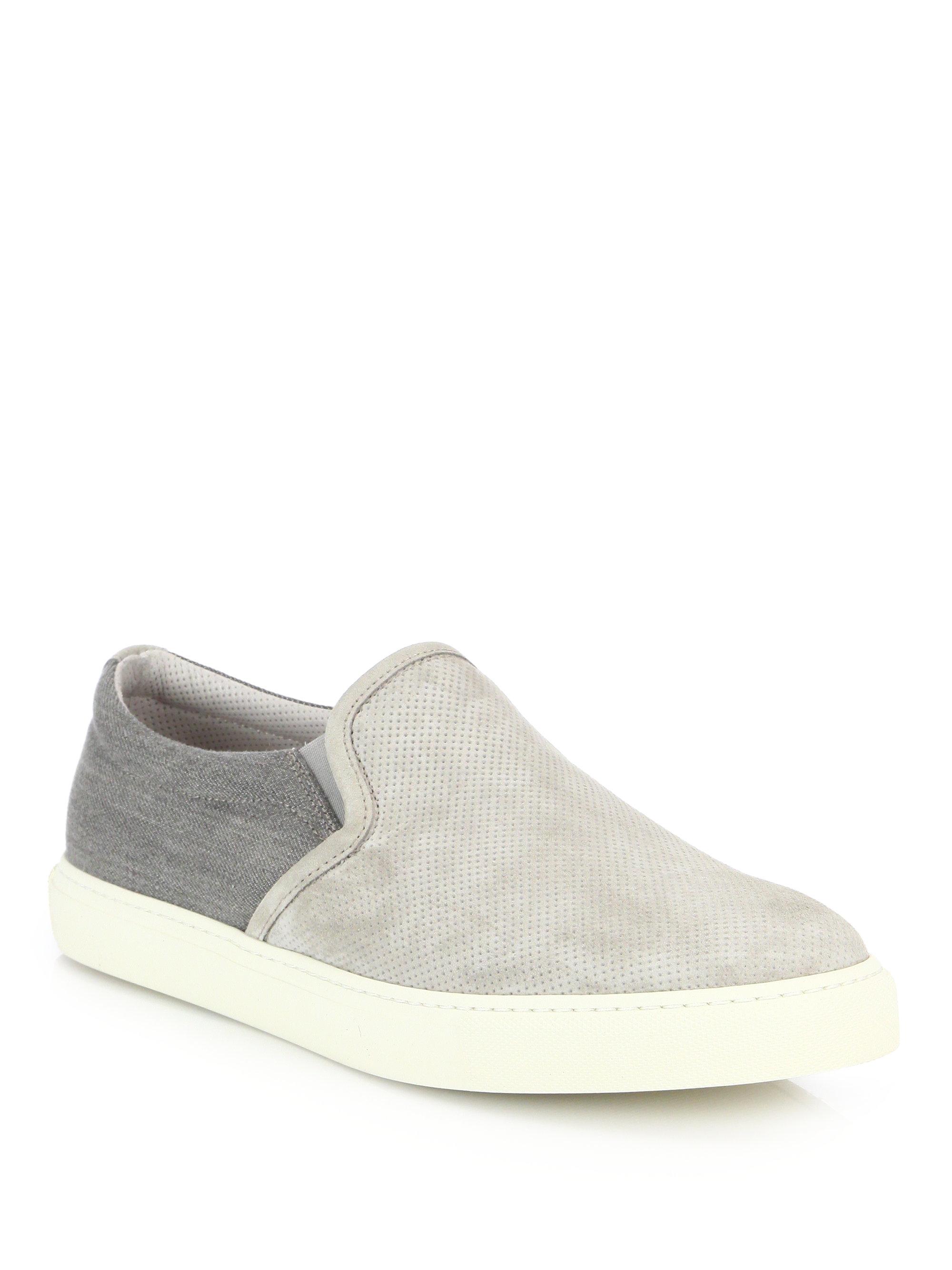 sale official Brunello Cucinelli Monili Slip-On Sneakers 100% original cheap price J3rIm