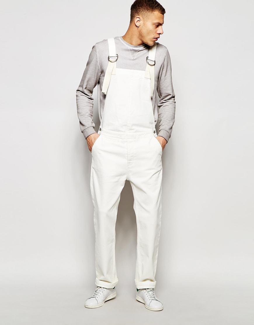 Find white denim overalls from a vast selection of Clothing for Men. Get great deals on eBay!