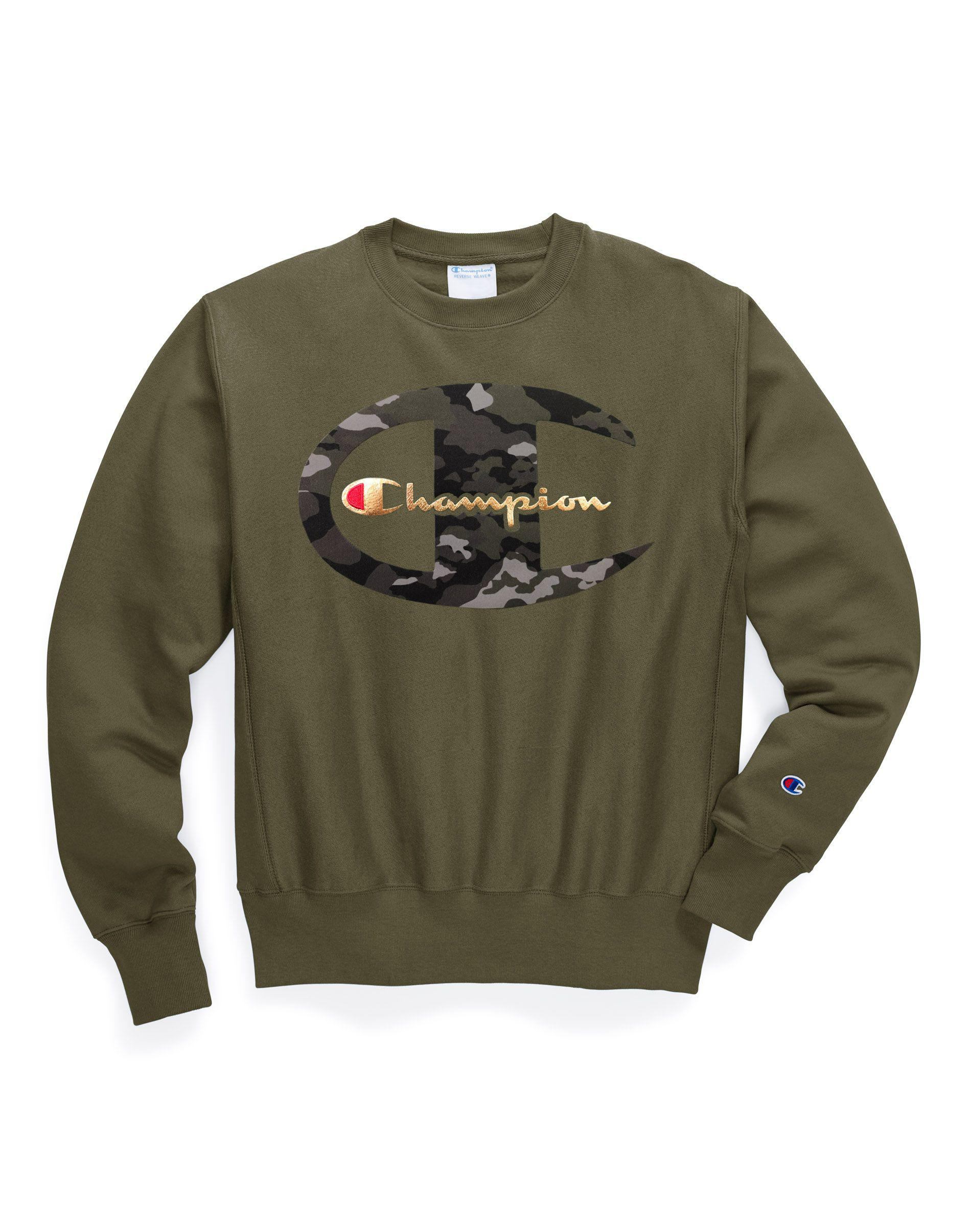 5d903fe72f49 Lyst - Champion Exclusive Life® Reverse Weave® Crew