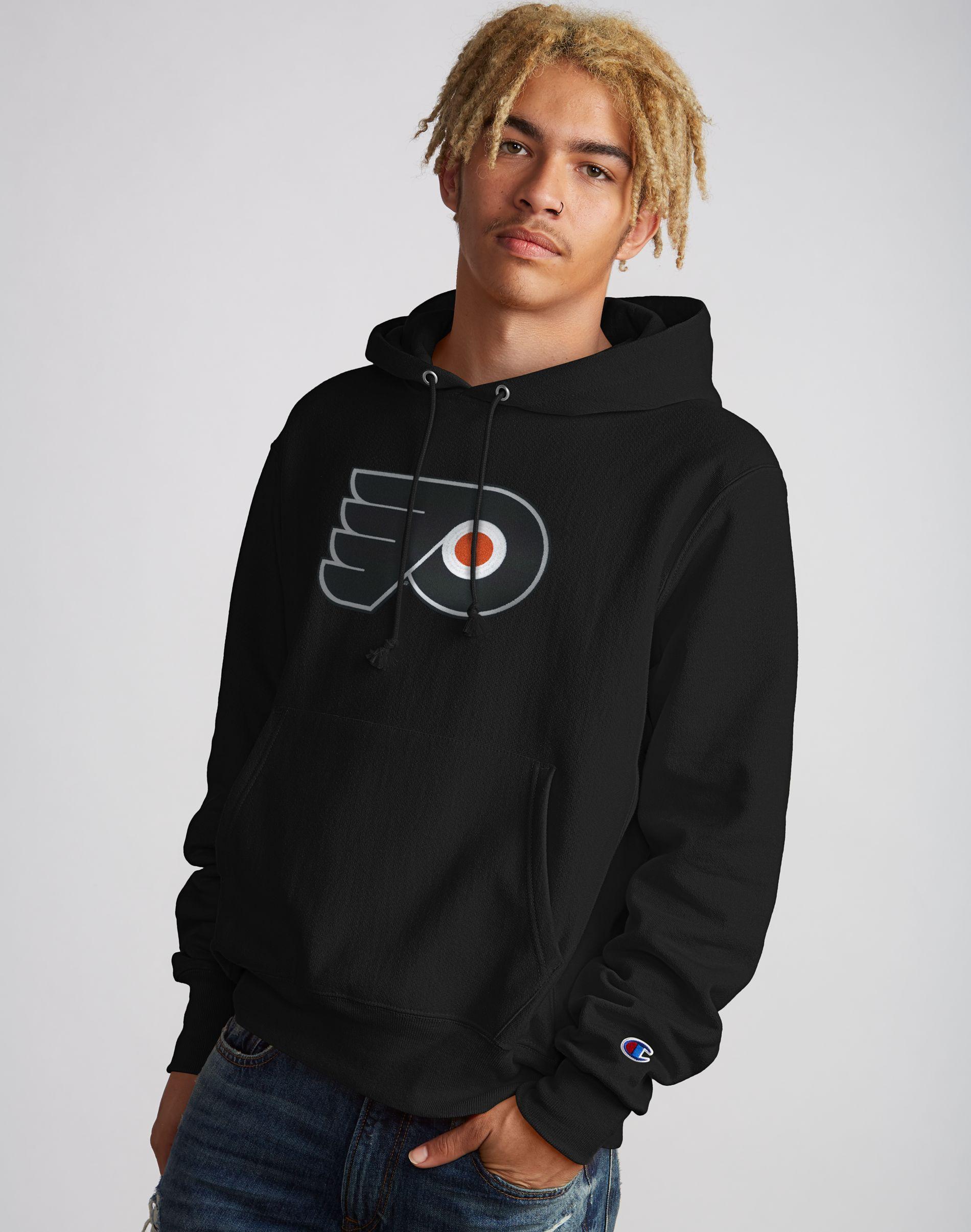 ee567d59 Lyst - Champion Exclusive Life® Reverse Weave® Nhl Hoodie, Philadelphia  Flyers Vintage Marks Series 1967-68 in Black for Men