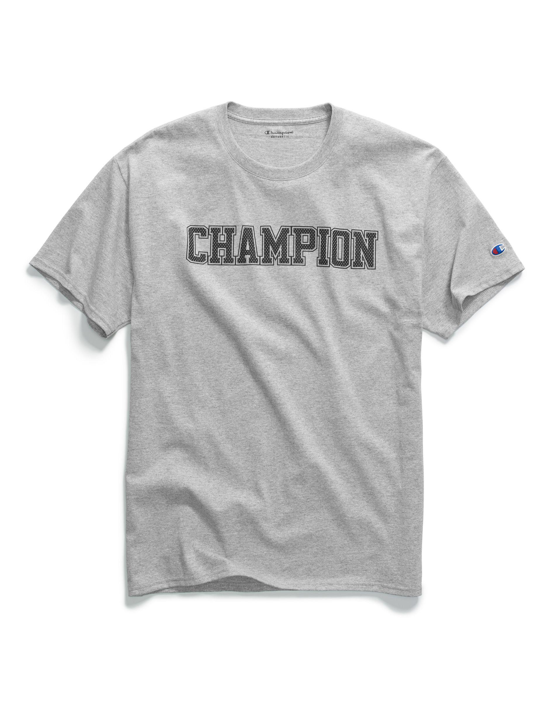cc60eac67e82 Lyst - Champion Graphic Jersey Tee