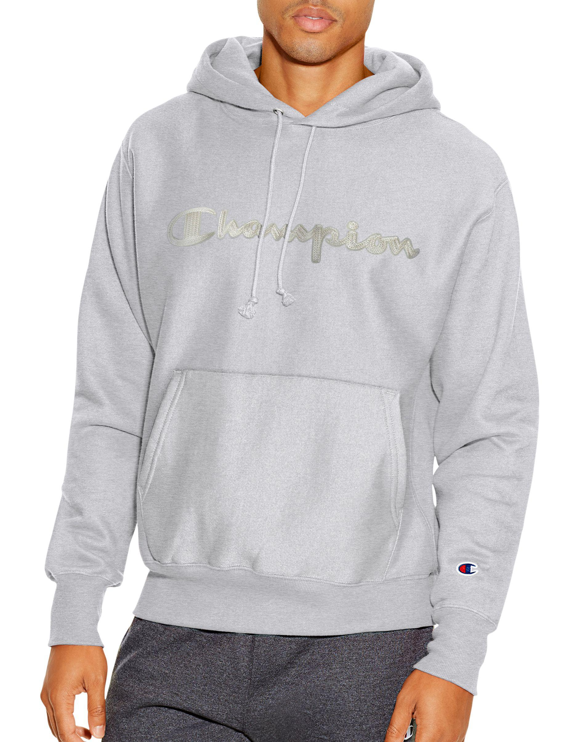214c7e776417 Gallery. Previously sold at  Champion · Men s Black Hoodies ...