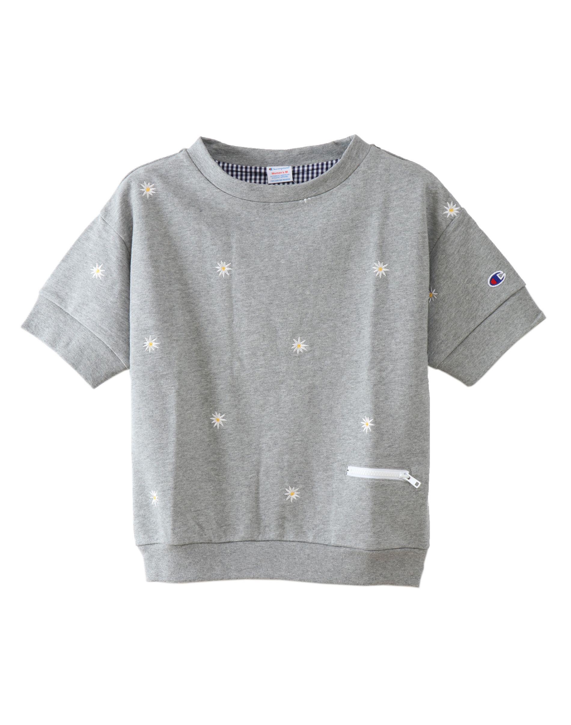 22560b2943ed Lyst - Champion Japan Premium Short-sleeve Sweatshirt in Gray