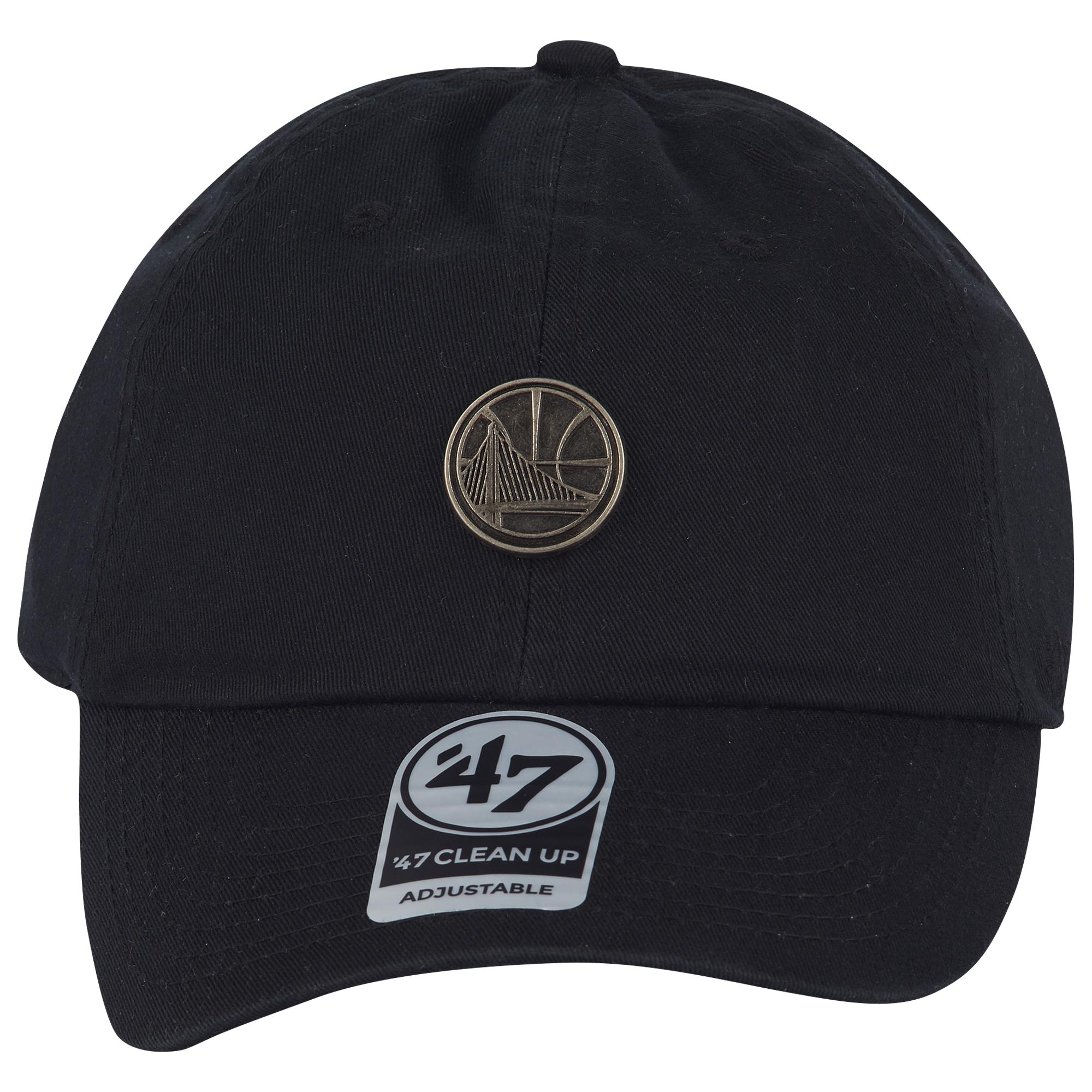 5bb106255c19d1 ... Golden State Warriors Nba Badge Cleanup Adjustable Cap for Men - Lyst.  View fullscreen